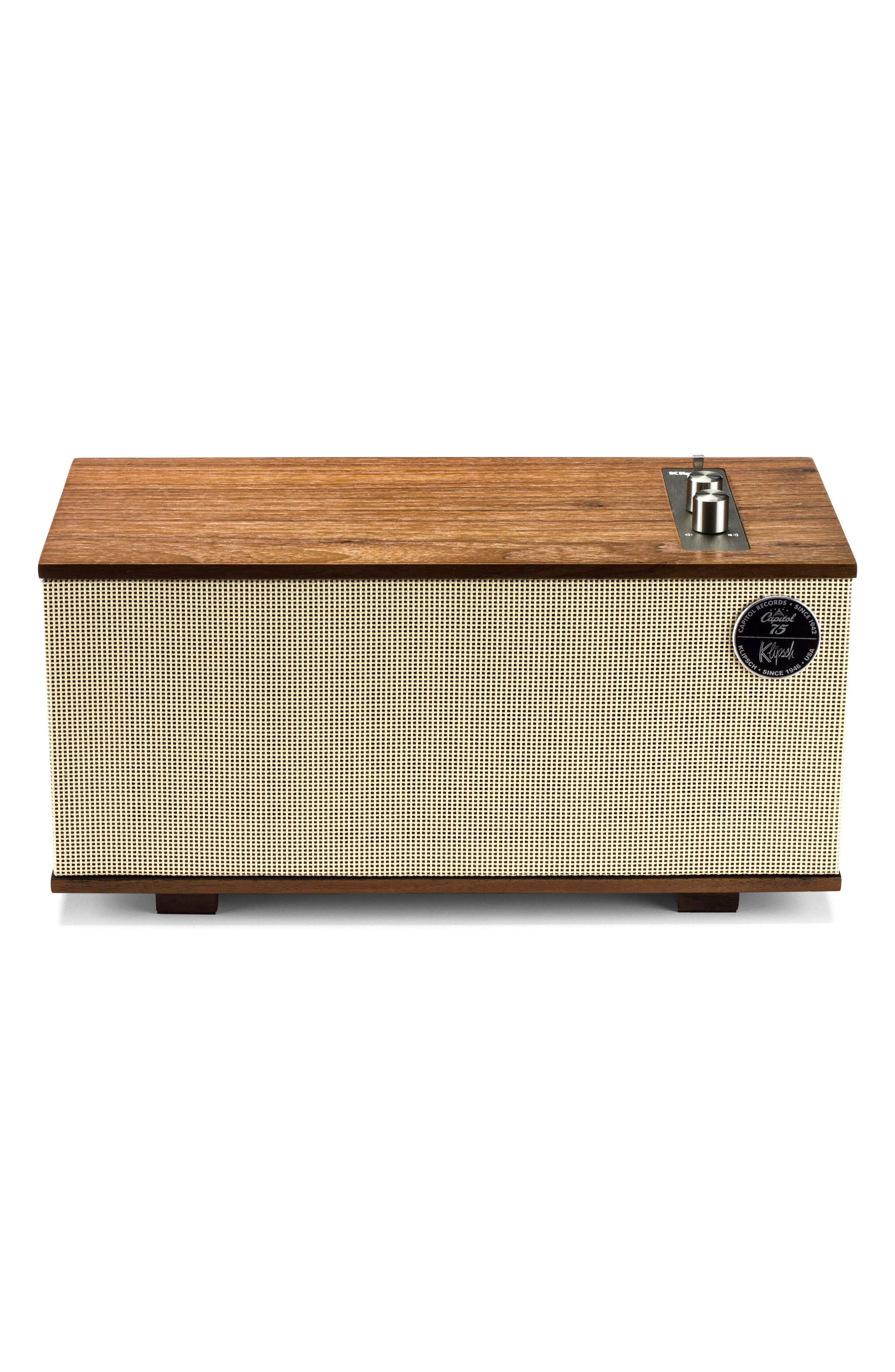 The Capitol One Bluetooth<sup>®</sup> Speaker,                             Alternate thumbnail 4, color,