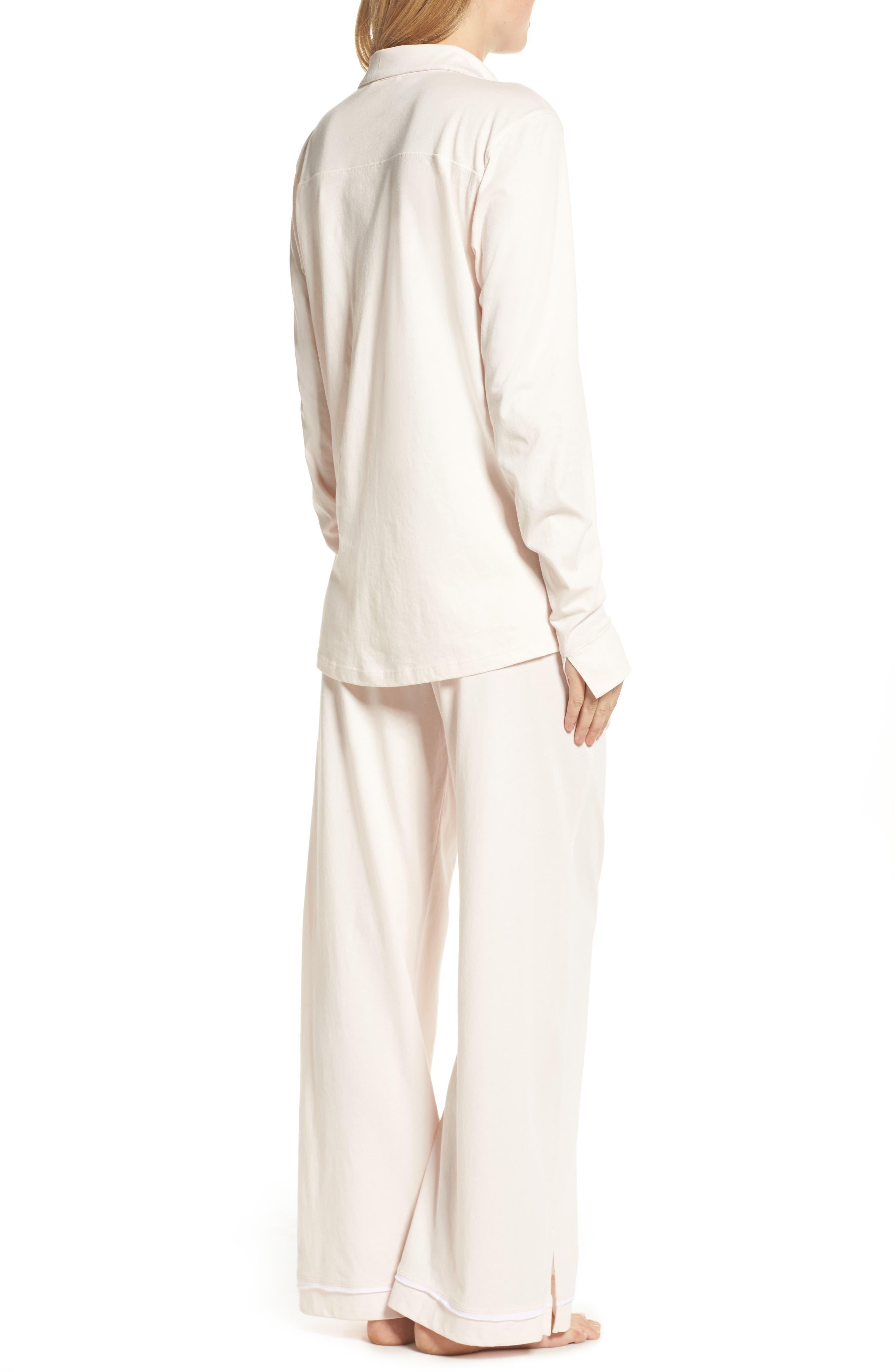 Penelope Pima Cotton Pajamas,                             Alternate thumbnail 2, color,                             689