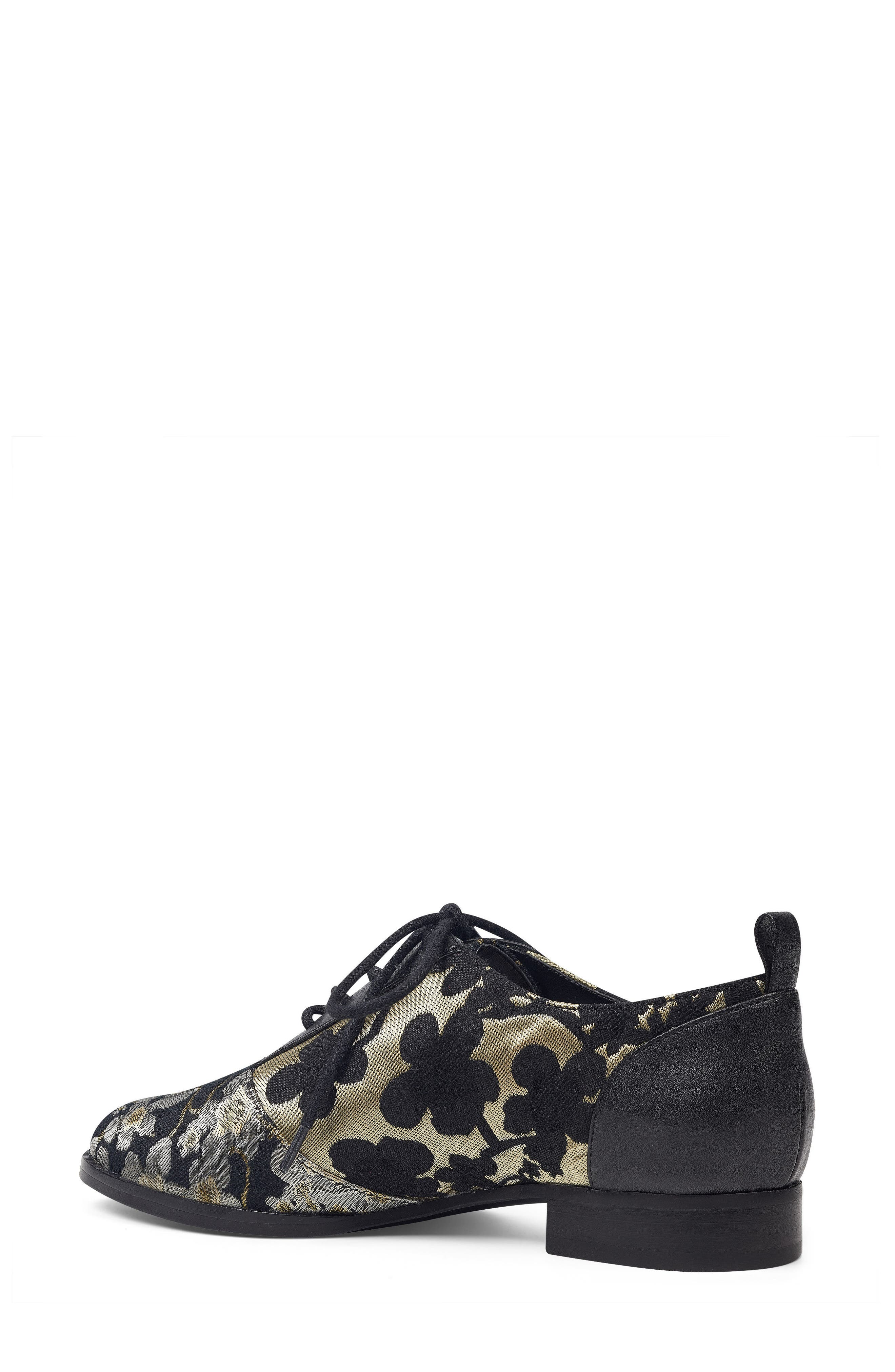 Hyida Lace-Up Oxford,                             Alternate thumbnail 2, color,                             001