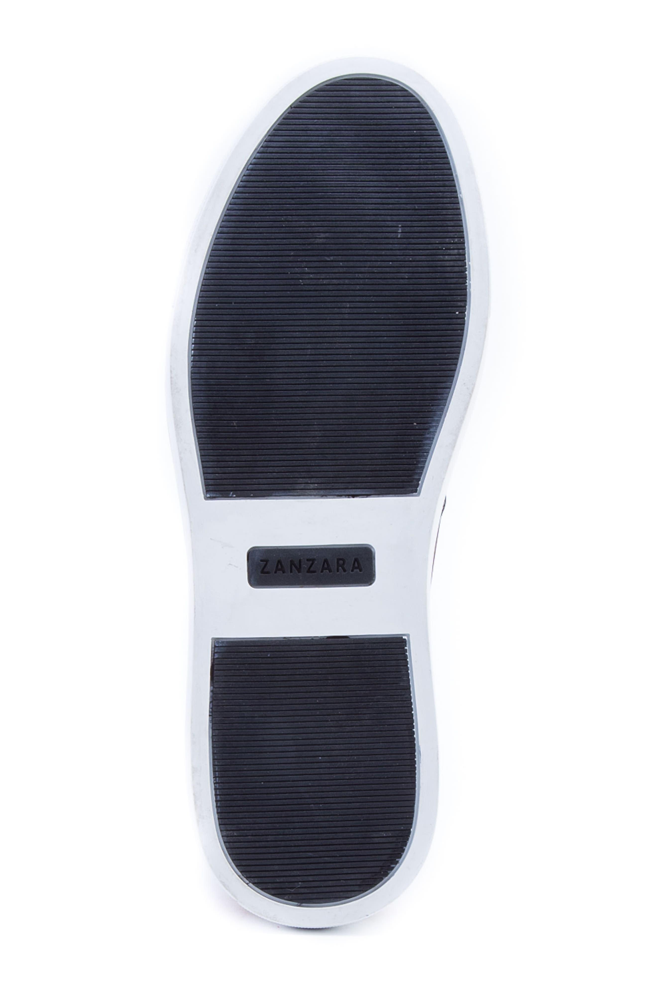 ZANZARA,                             Rivera Colorblocked Slip-On Sneaker,                             Alternate thumbnail 6, color,                             001