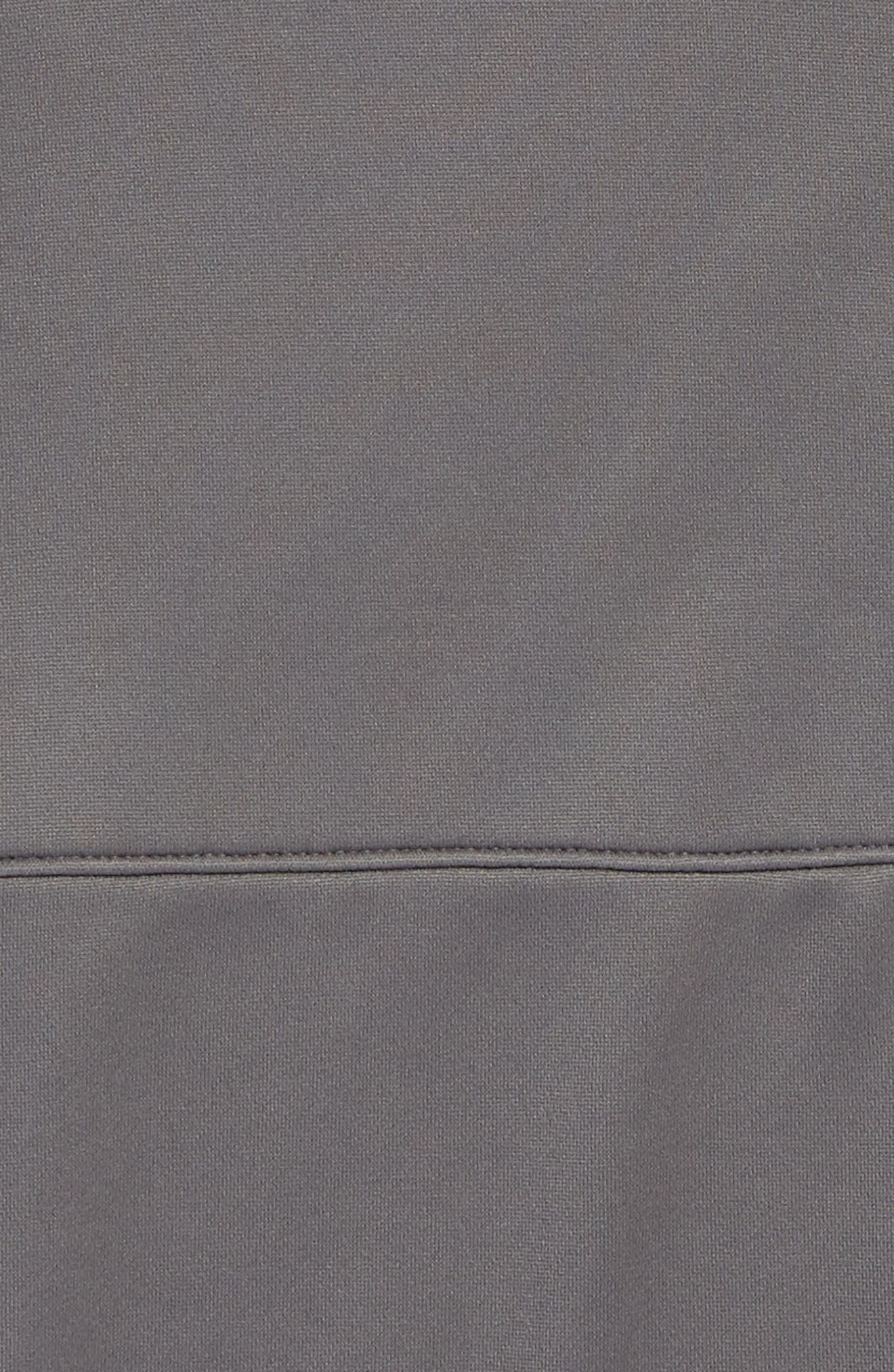 Train to Game Sleeveless ColdGear<sup>®</sup> Hoodie,                             Alternate thumbnail 2, color,                             050