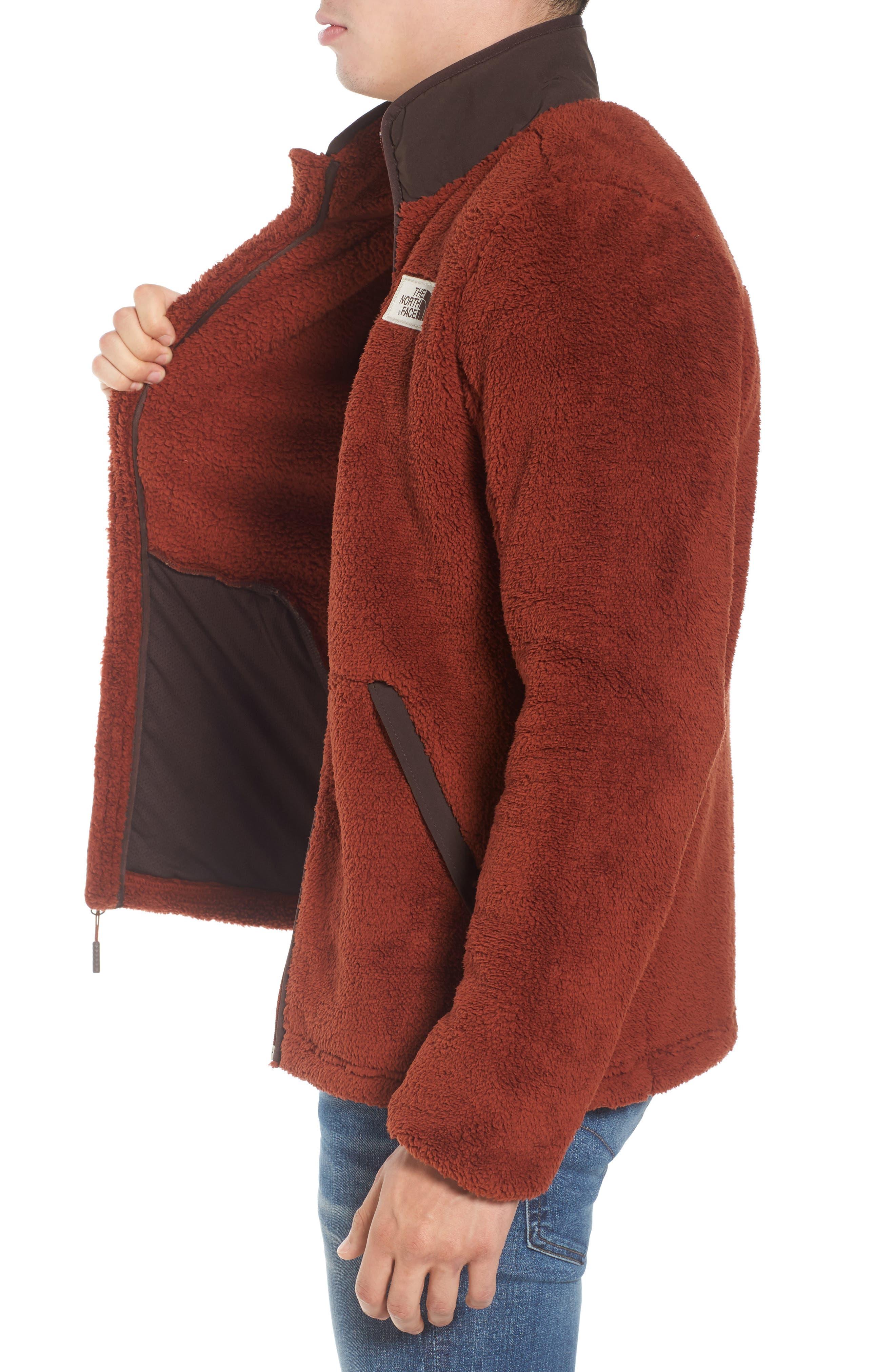 Campshire Zip Fleece Jacket,                             Alternate thumbnail 26, color,