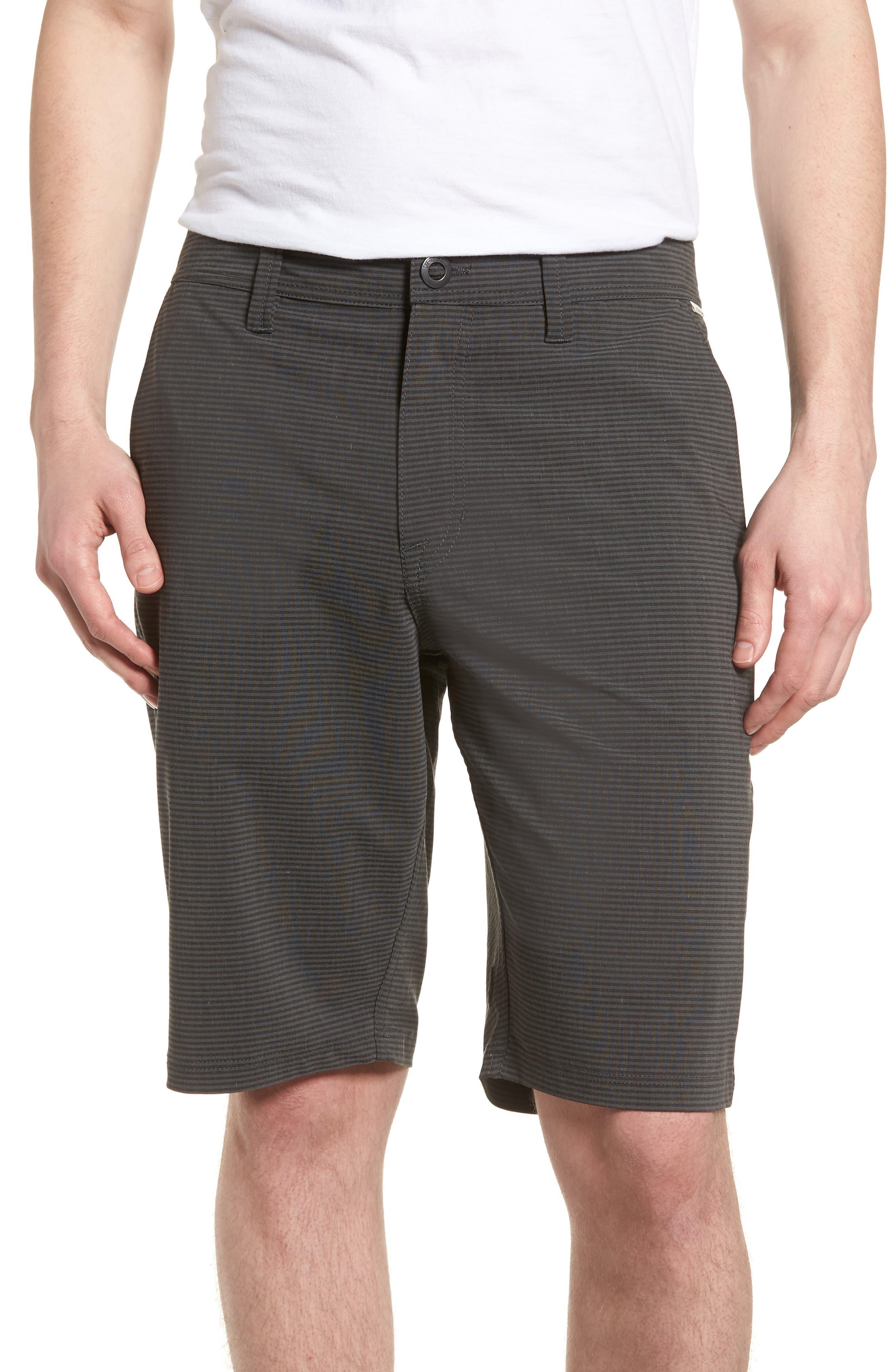 Surf N' Turf Mix Hybrid Shorts,                             Main thumbnail 3, color,