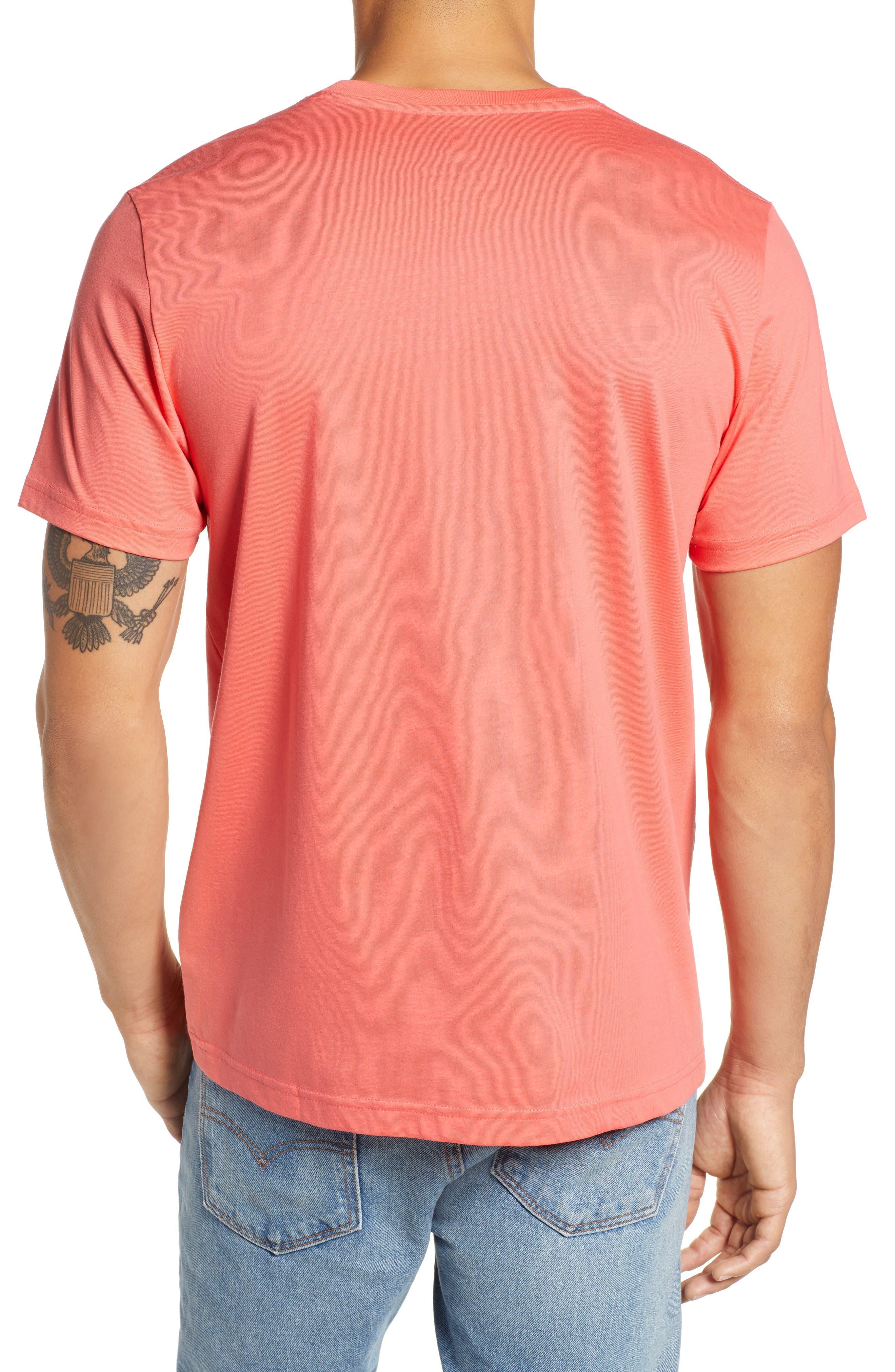 Ashton Graphic T-Shirt,                             Alternate thumbnail 2, color,                             CAMPARI