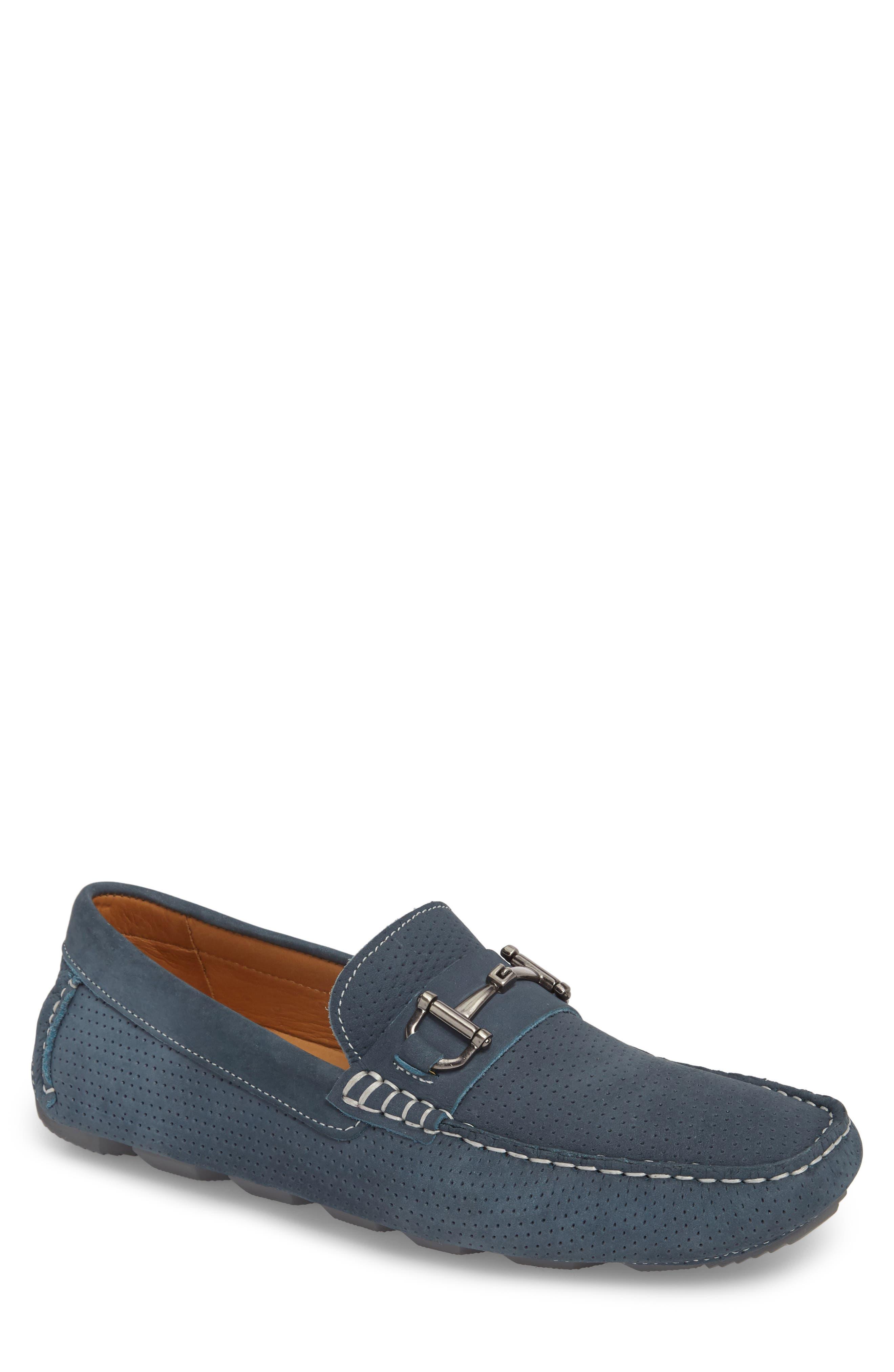 Destin Driving Shoe,                         Main,                         color, TEAL HIDRO