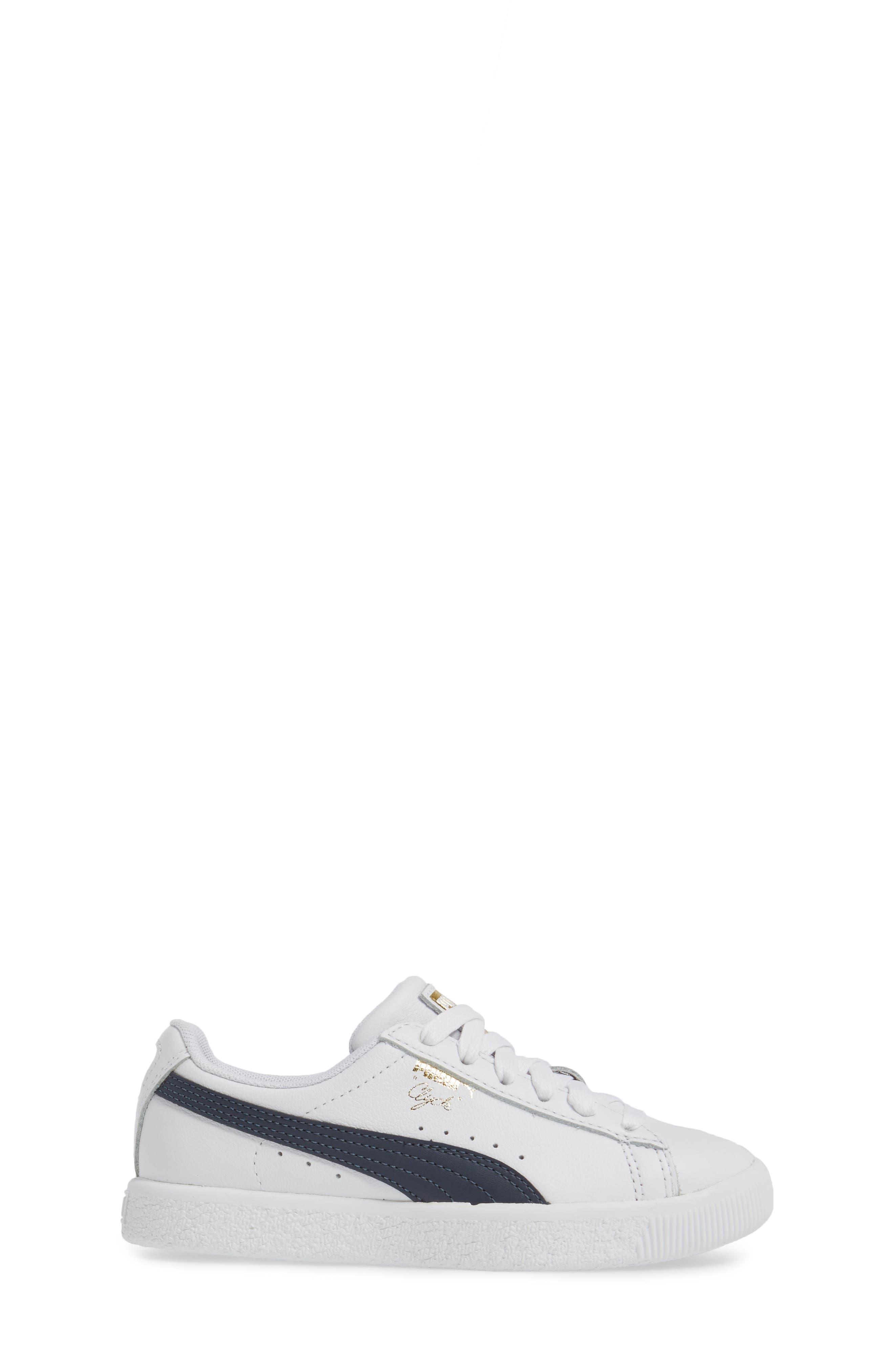 Clyde Core Foil Sneaker,                             Alternate thumbnail 16, color,