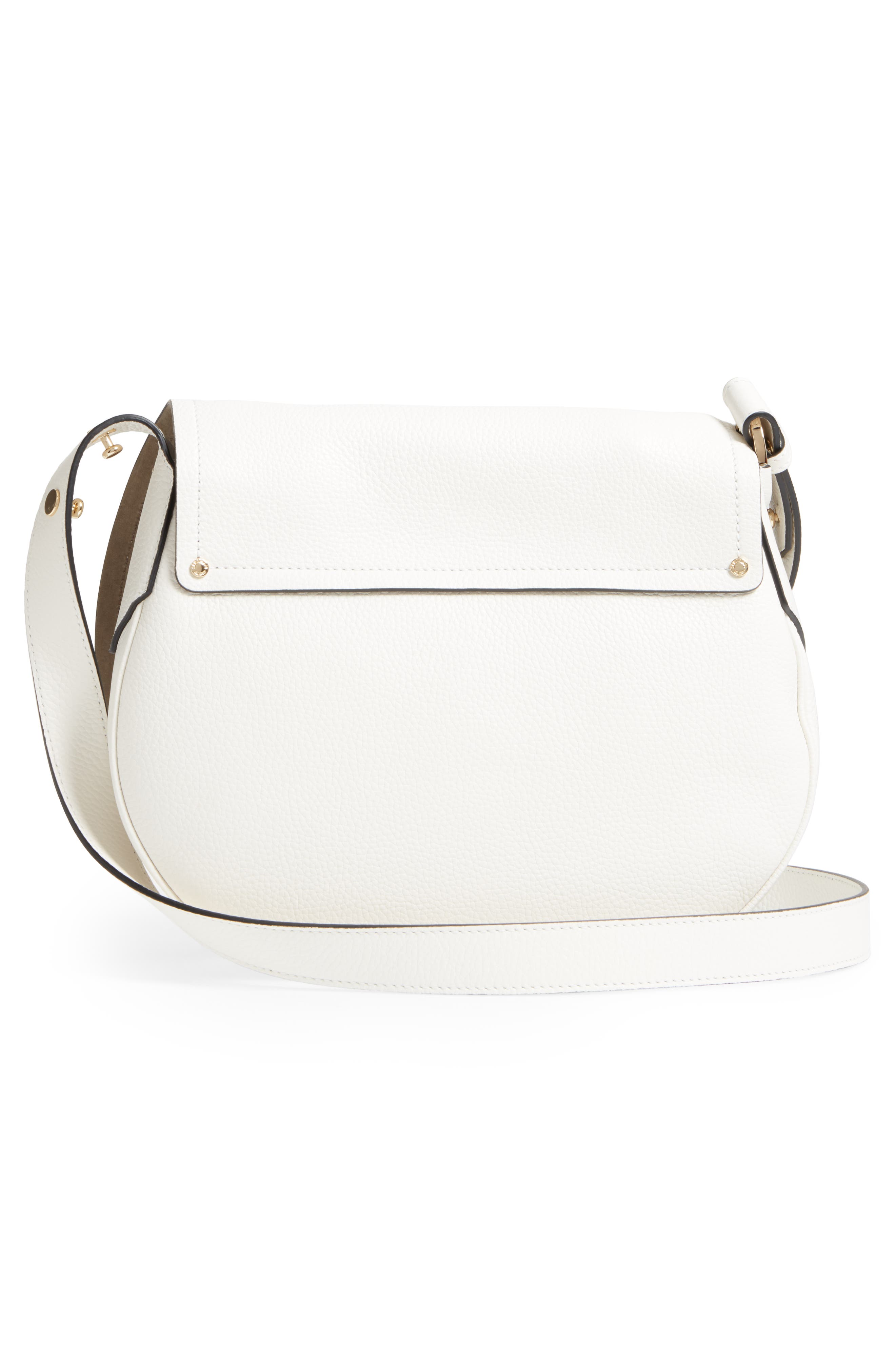 Small Valeria Leather Crossbody Bag,                             Alternate thumbnail 8, color,