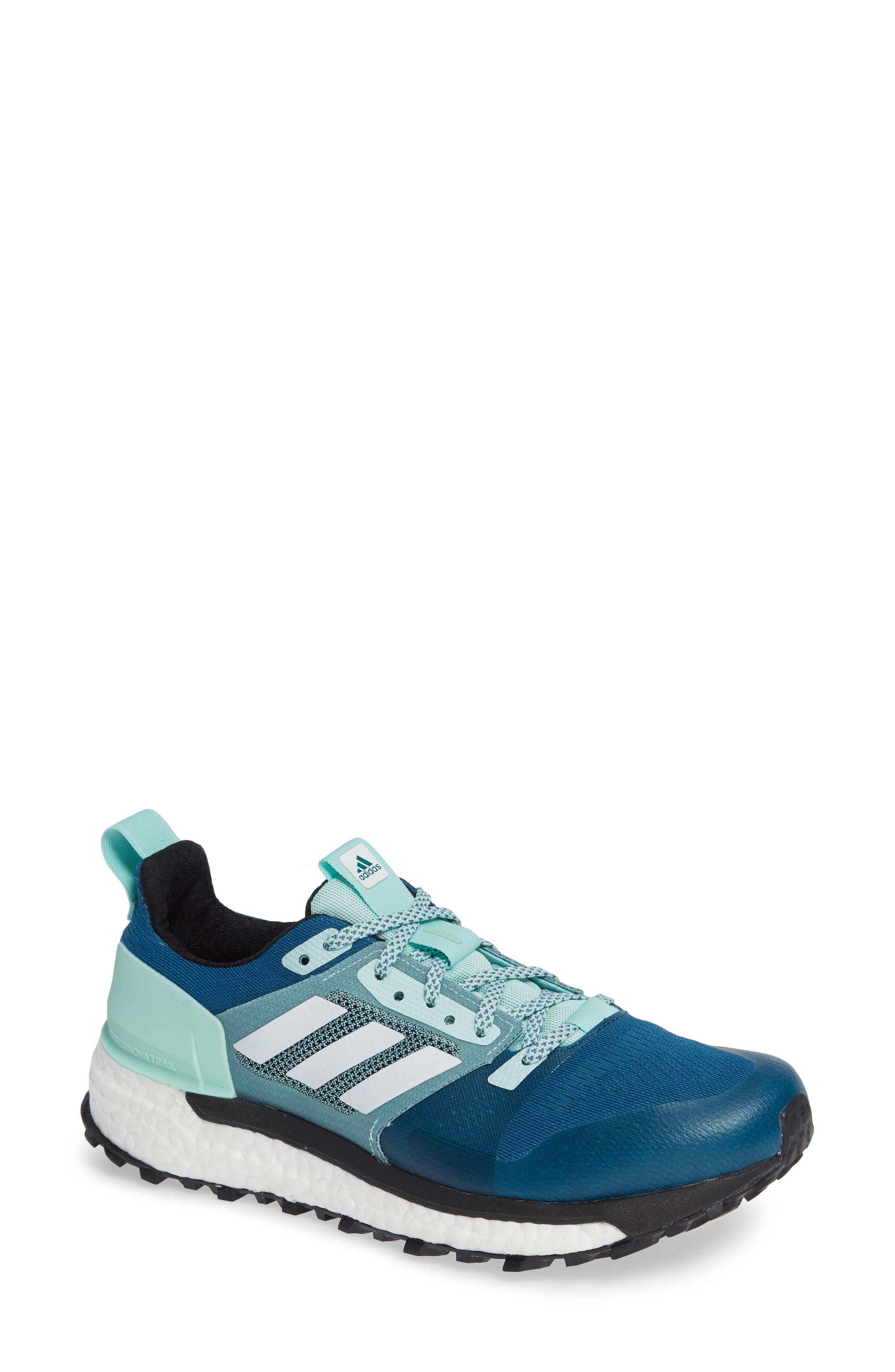 Supernova Trail Running Shoe,                             Main thumbnail 1, color,                             440