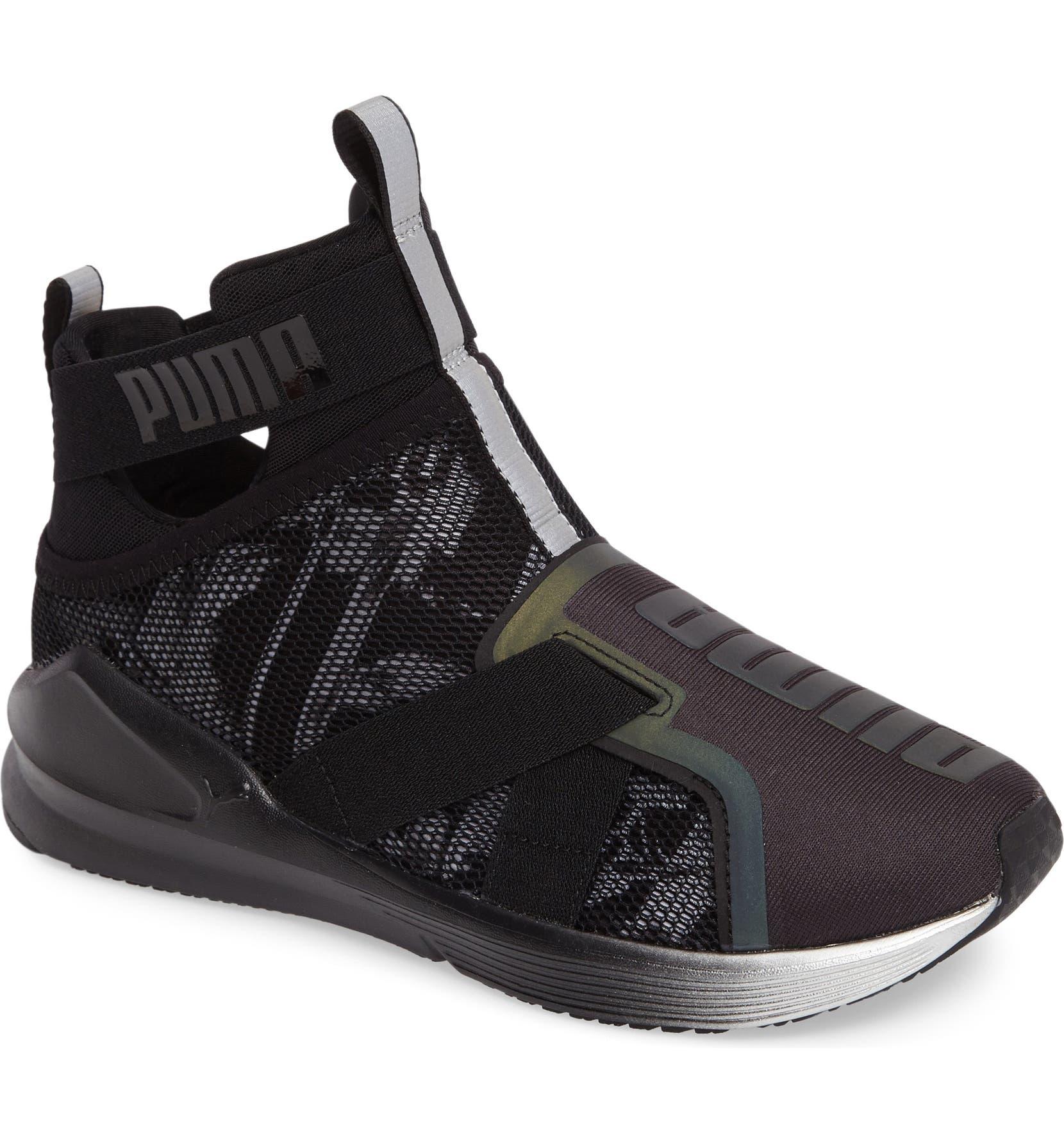 7776d9308d4 PUMA Fierce Strap Swan Training Sneaker (Women)