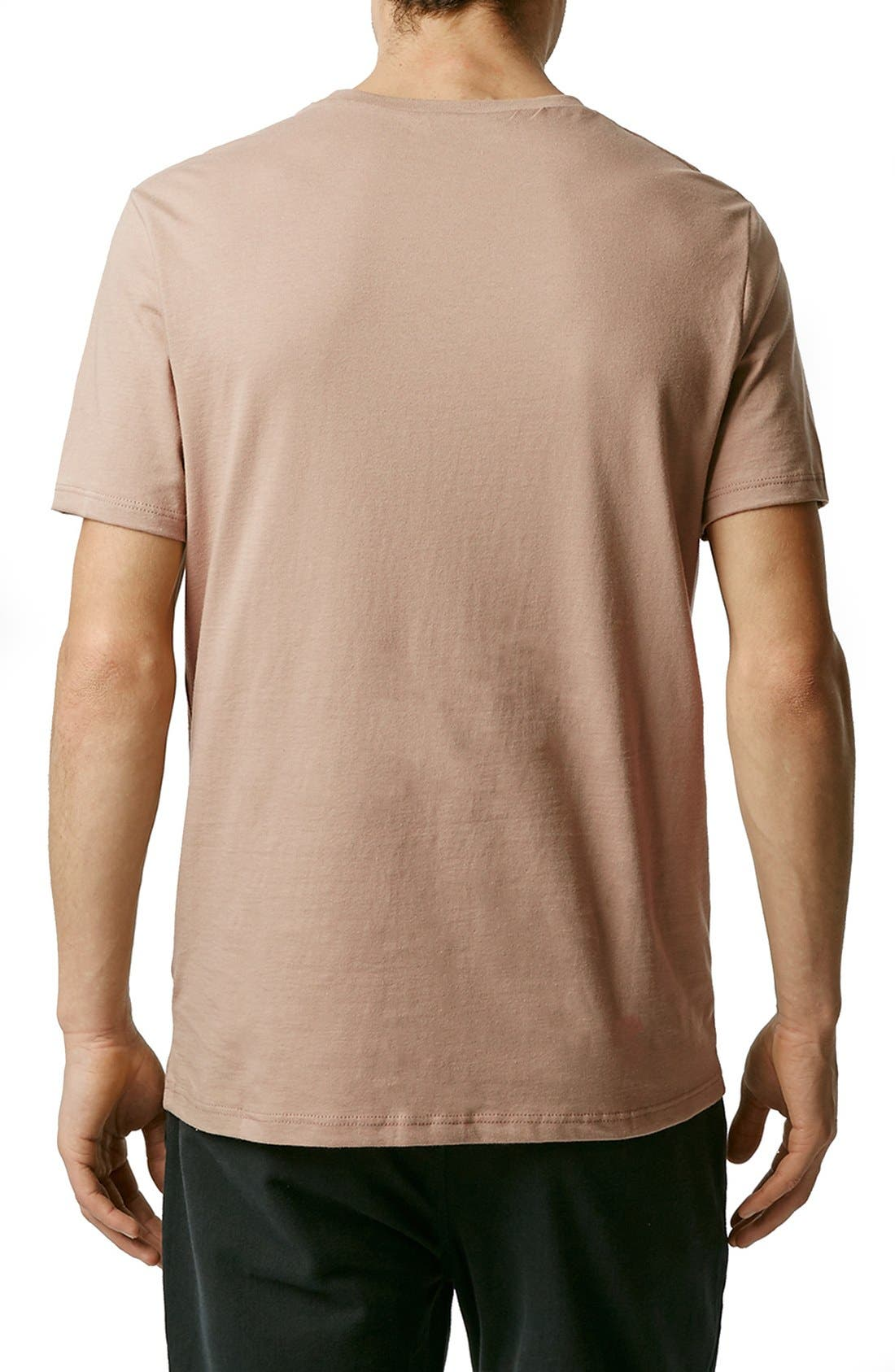 Slim Fit Crewneck T-Shirt,                             Alternate thumbnail 138, color,