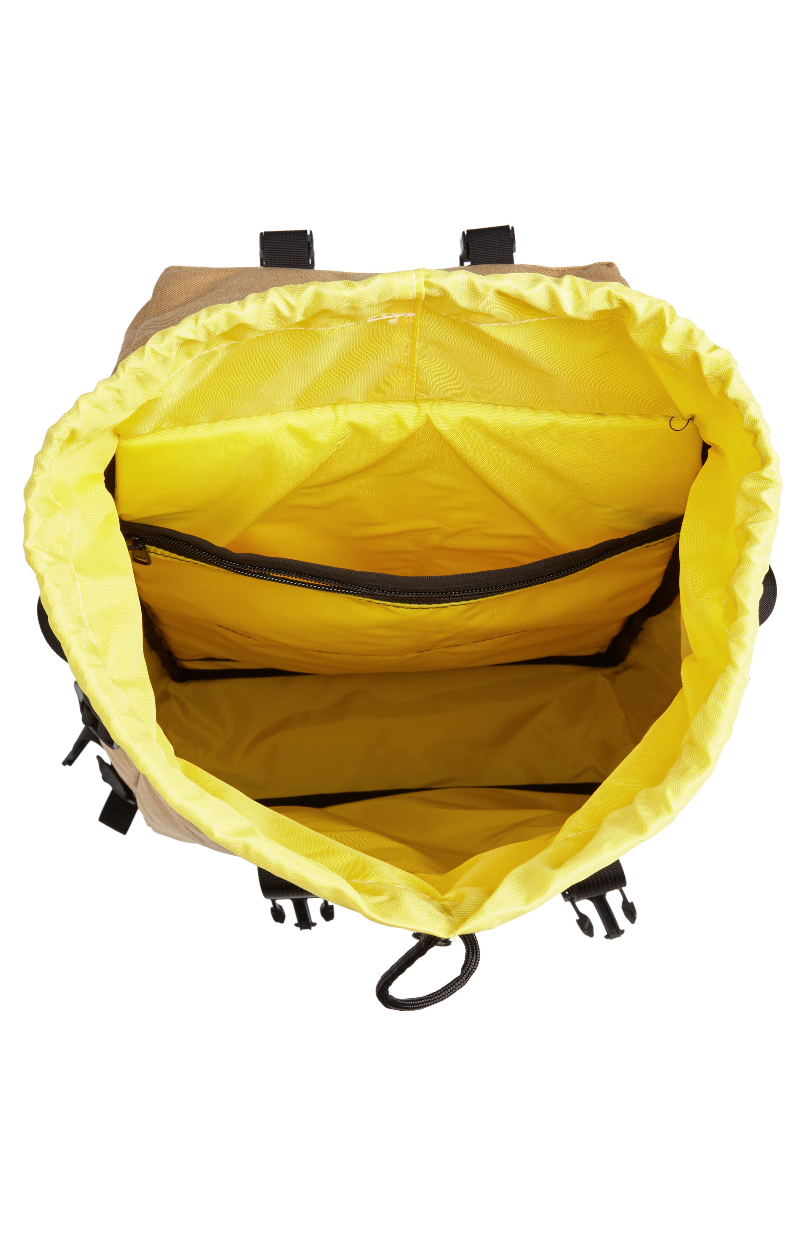 'Klettersack' Backpack,                             Alternate thumbnail 4, color,                             KHAKI