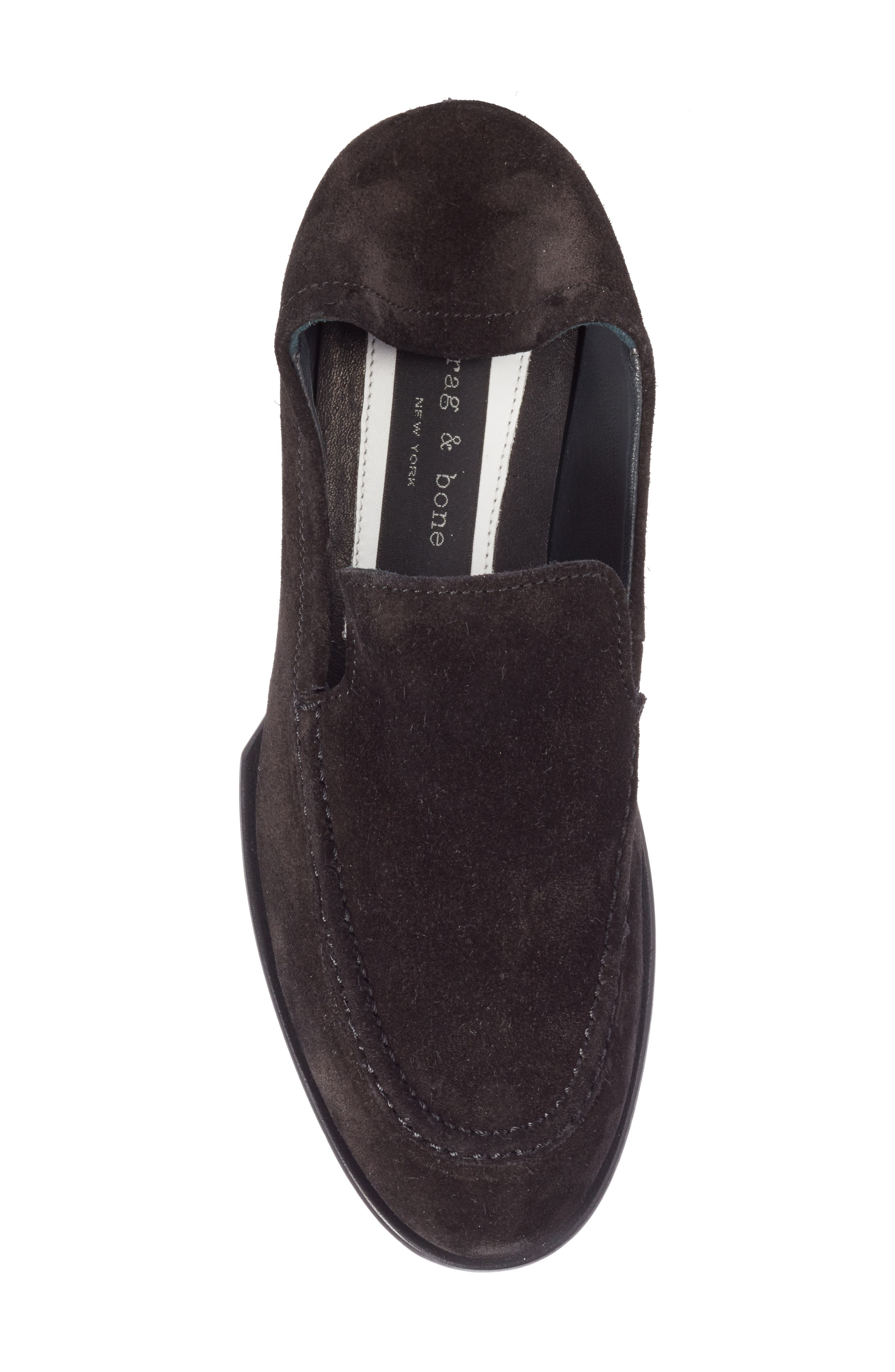Alix Convertible Loafer,                             Alternate thumbnail 6, color,                             008