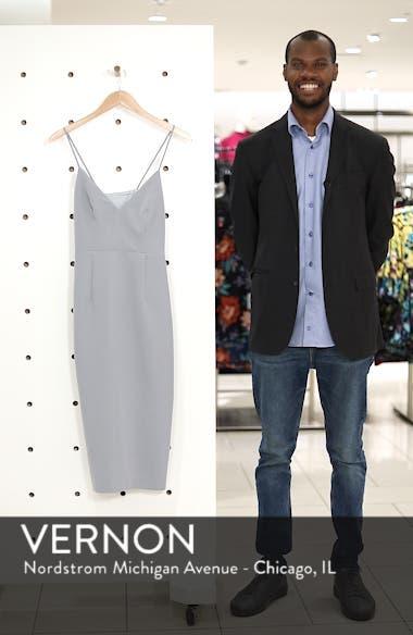Asymmetrical Open Back Dress, sales video thumbnail