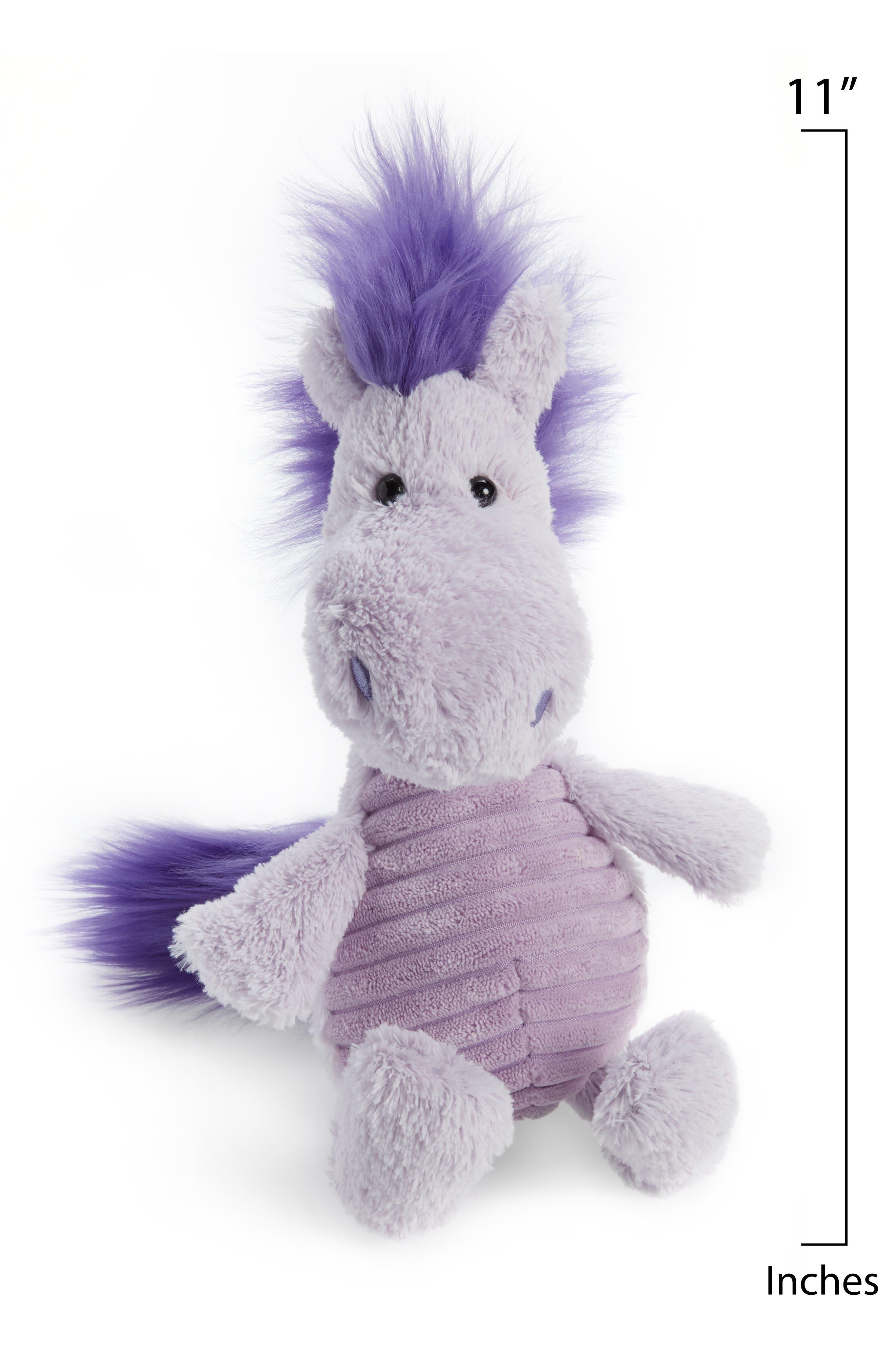 Snagglebaggle Penny Pony Stuffed Animal,                             Alternate thumbnail 2, color,                             LILAC