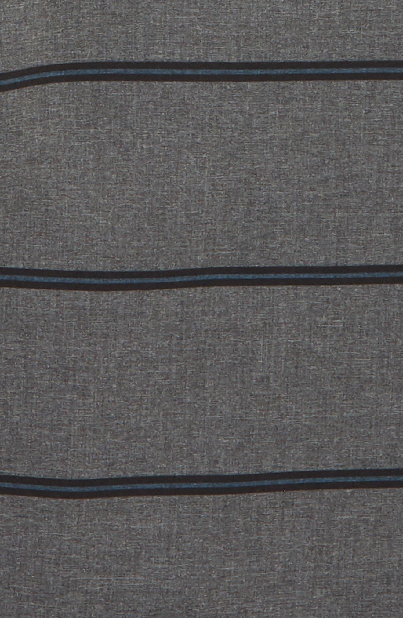 Frickin Surf N' Turf Mix Hybrid Shorts,                             Alternate thumbnail 3, color,                             GREY METAL