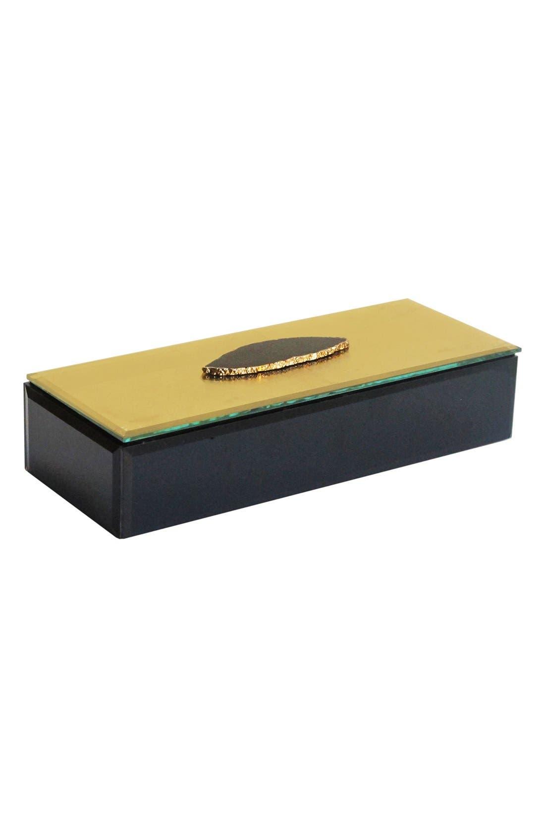Agate Box,                             Main thumbnail 1, color,                             001