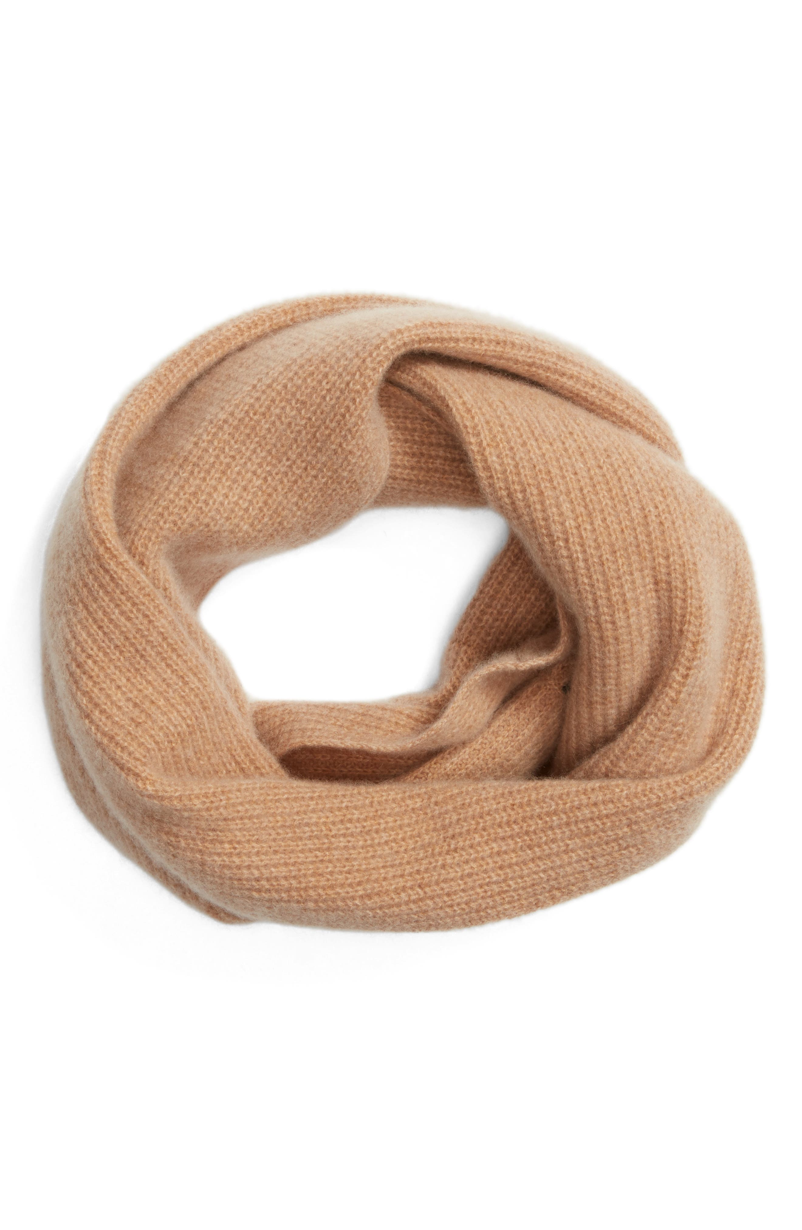 Cashmere Infinity Scarf,                             Alternate thumbnail 8, color,