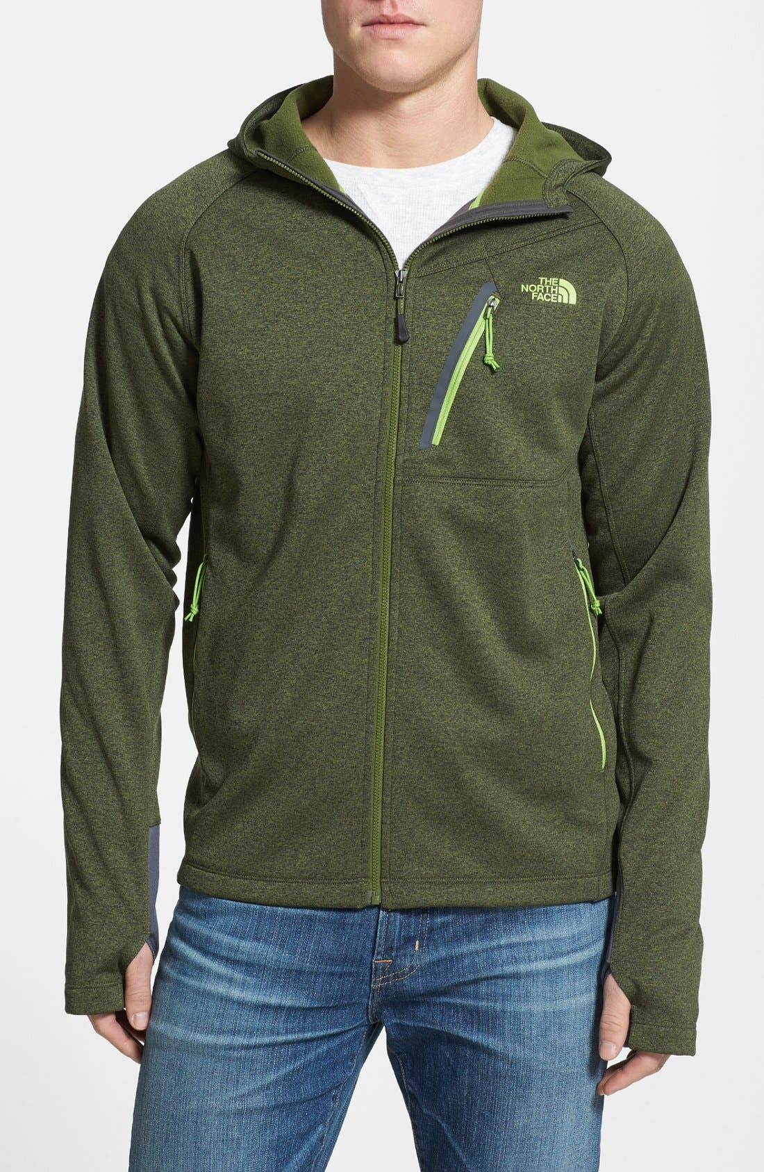 Canyonlands Full Zip Hoodie,                             Main thumbnail 3, color,