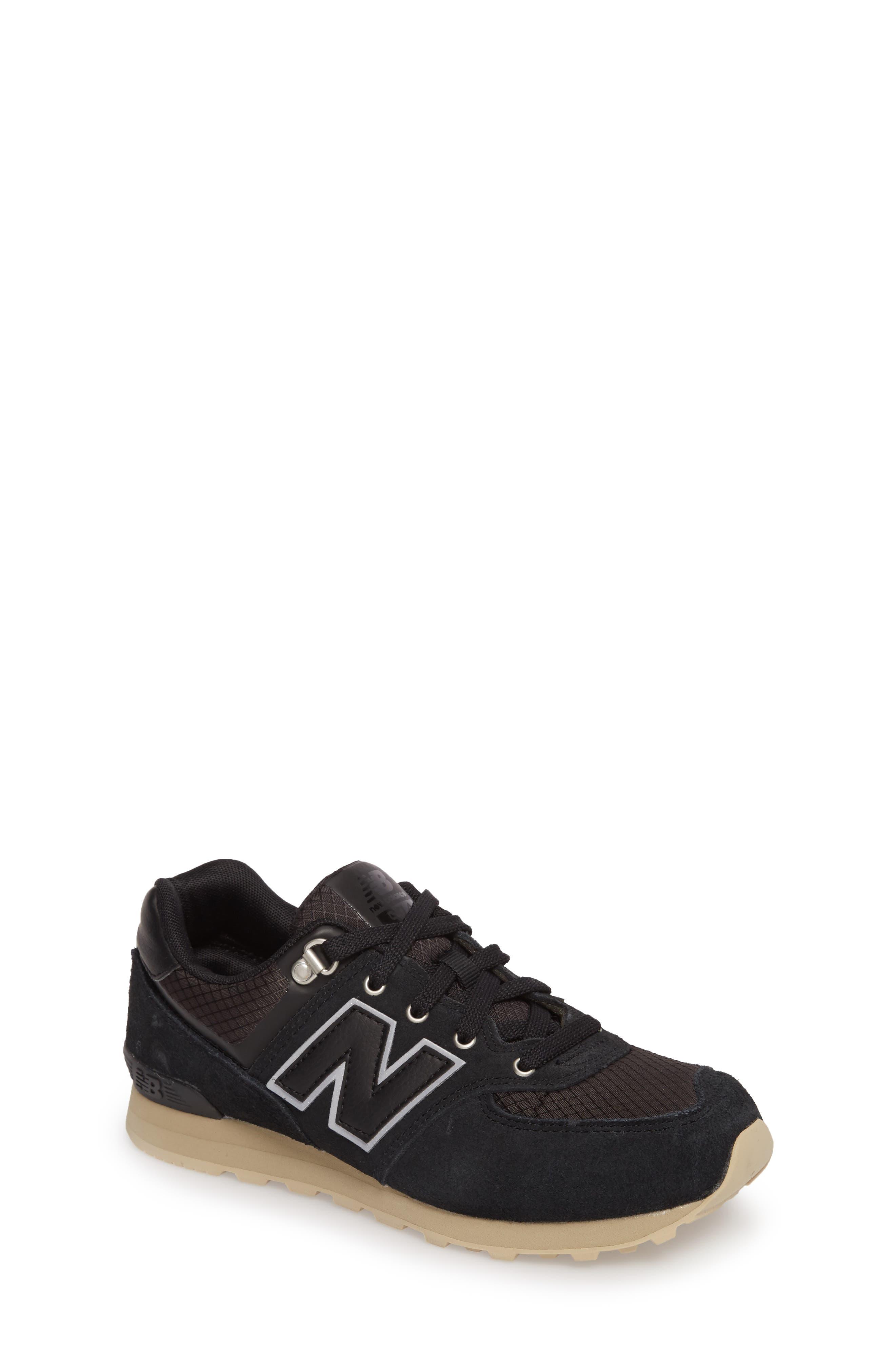 574 Sneaker,                             Main thumbnail 1, color,                             001