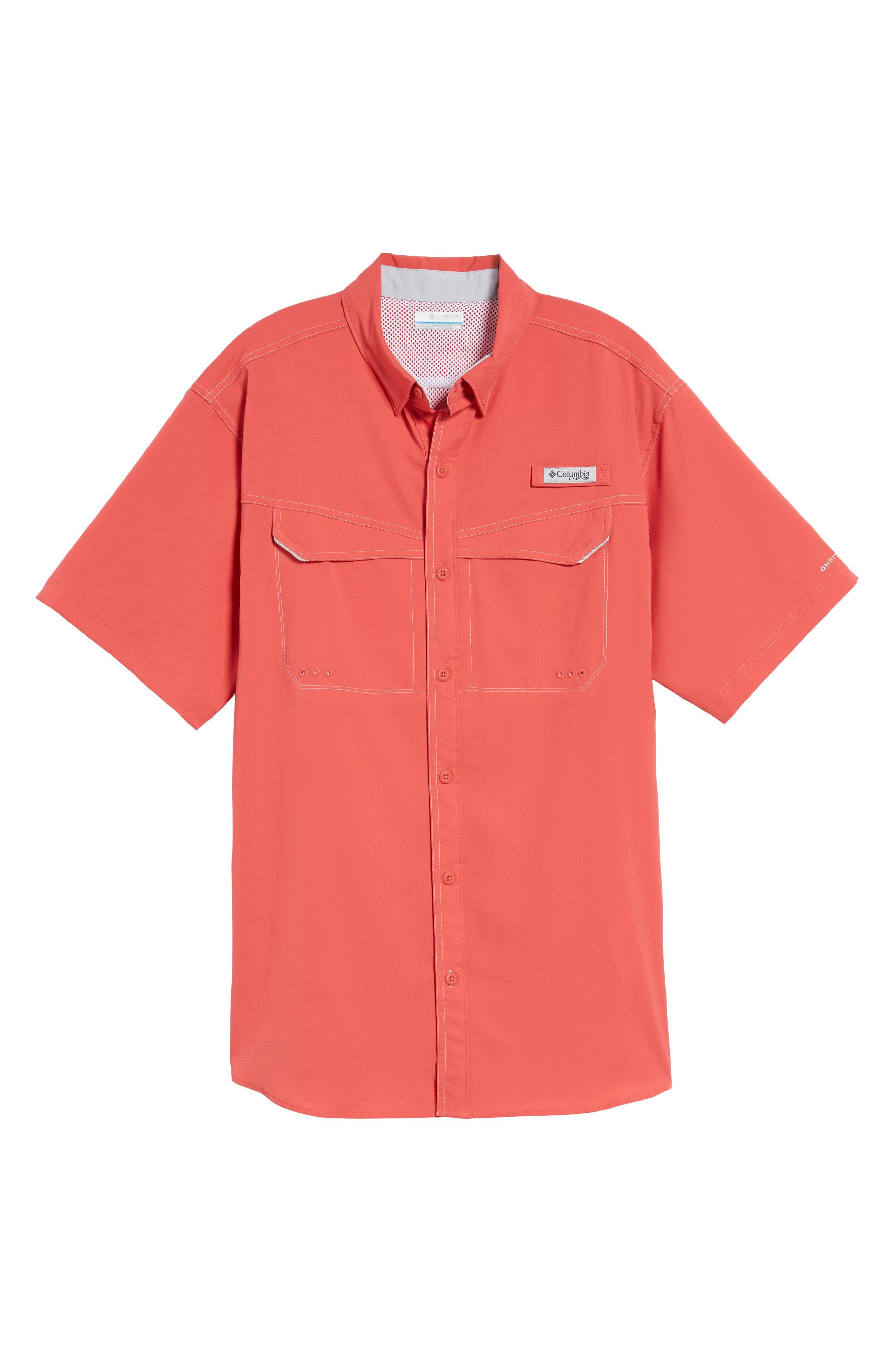 PFG Low Drag Offshore Woven Shirt,                             Alternate thumbnail 29, color,