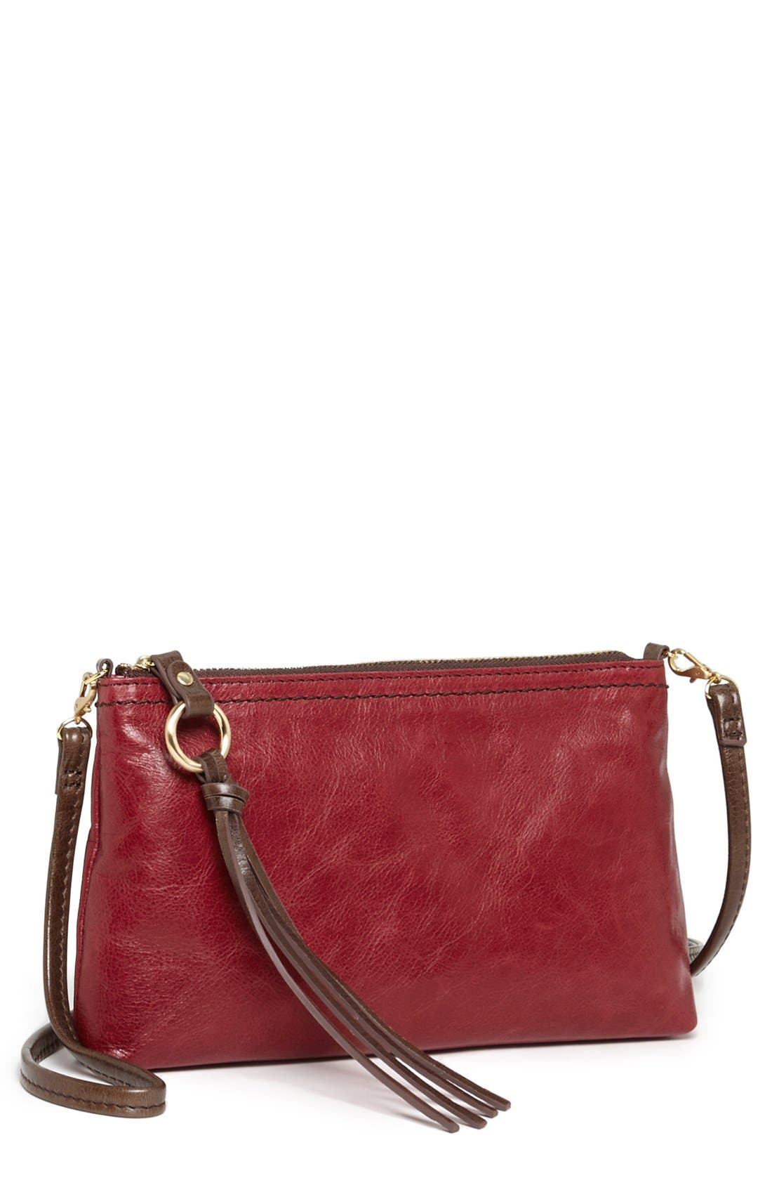 'Darcy' Leather Crossbody Bag,                             Main thumbnail 25, color,