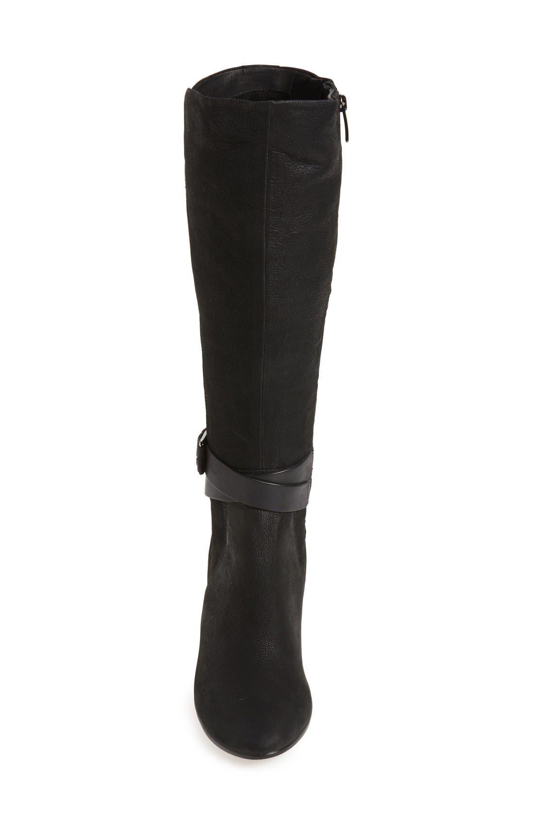 'Shape 75' Tall Boot,                             Alternate thumbnail 4, color,                             017