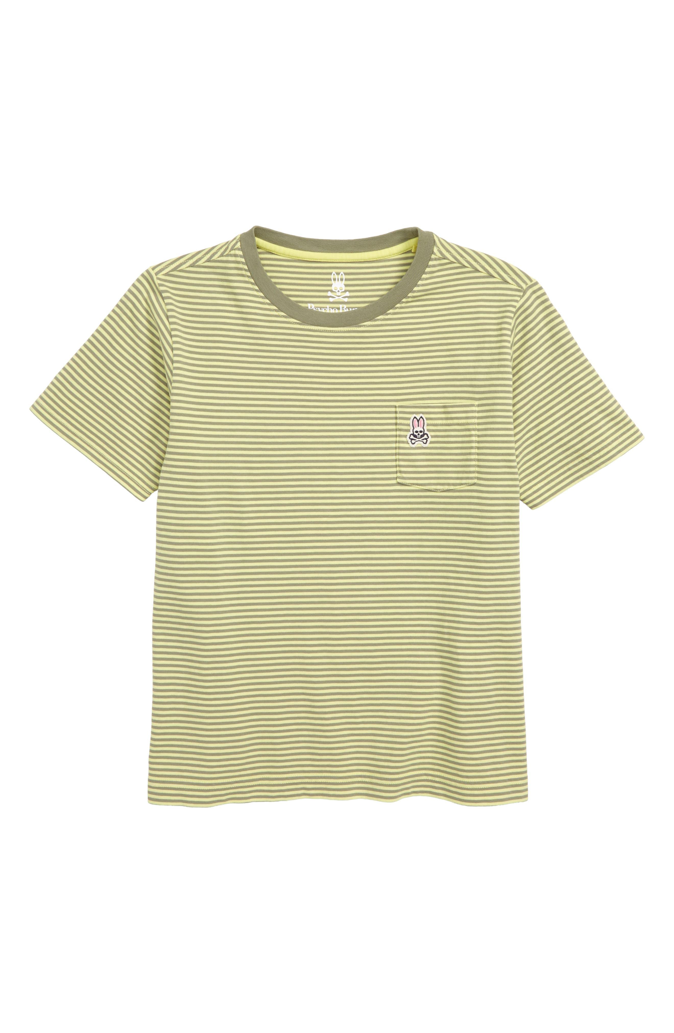 Tamar Pocket T-Shirt, Main, color, DAIQUIRI