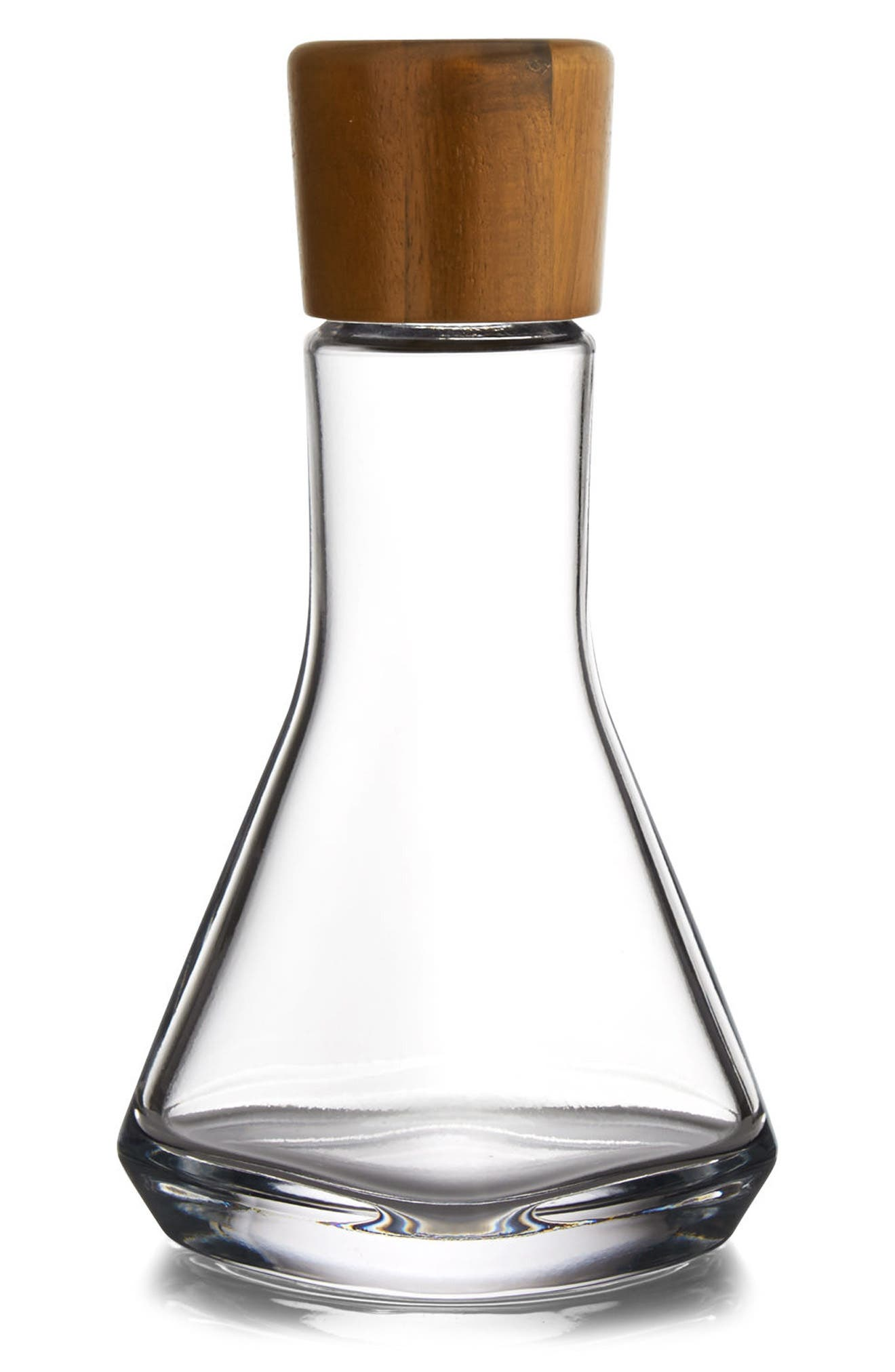 Vie Decanter,                             Main thumbnail 1, color,                             BROWN
