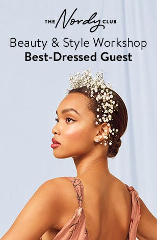 Beauty and Style Workshop - Best-Dressed Guest.