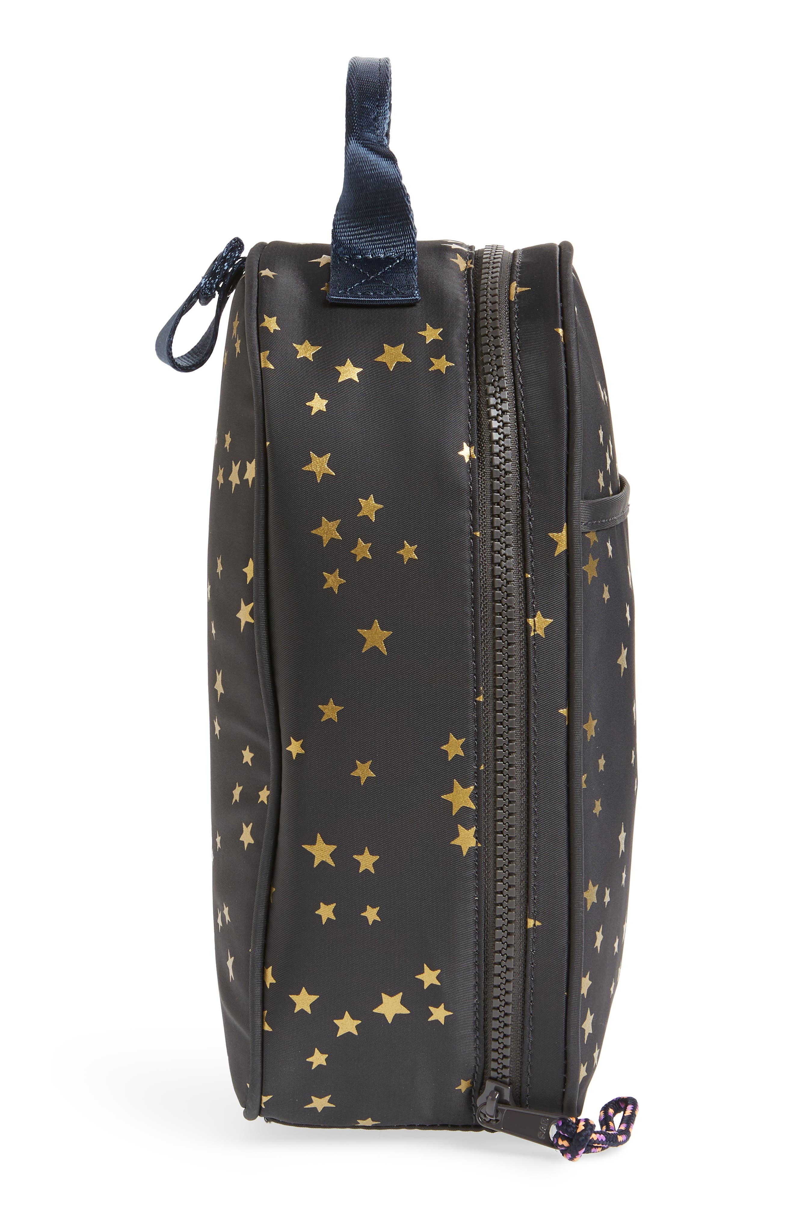 Gold Star Lunchbox,                             Alternate thumbnail 4, color,                             SOFT CHARCOAL