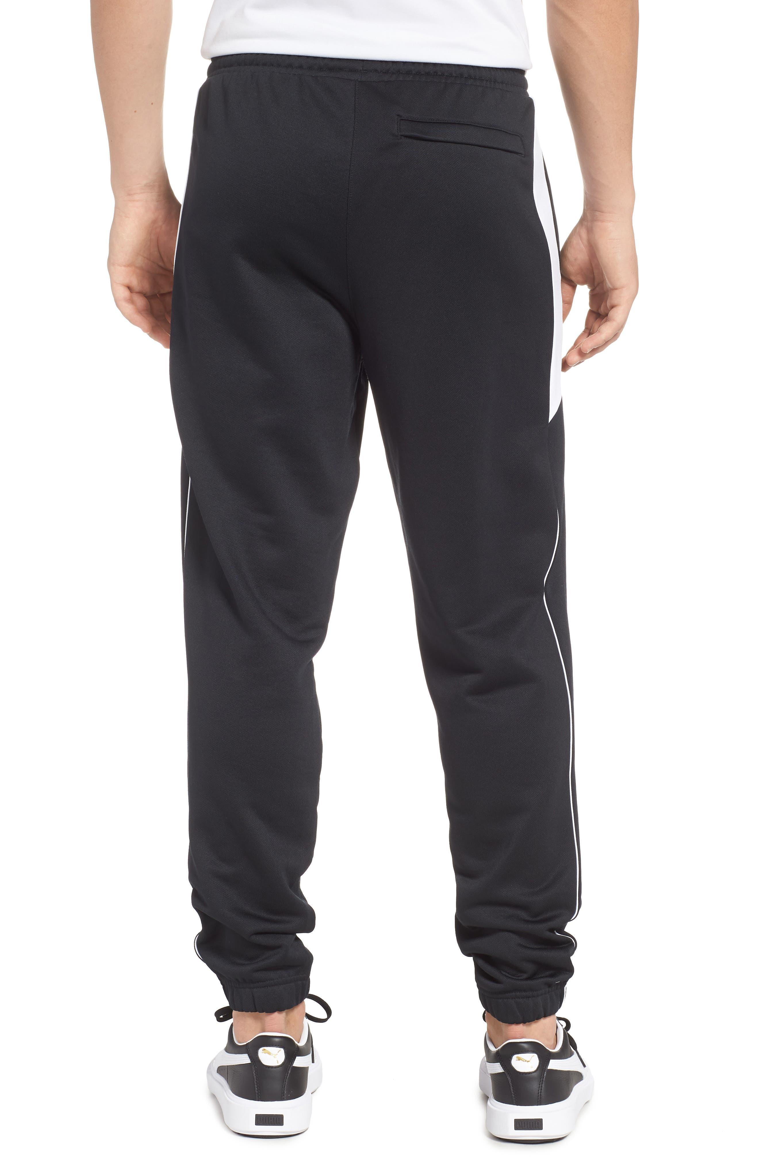 Retro Sweatpants,                             Alternate thumbnail 2, color,                             PUMA BLACK