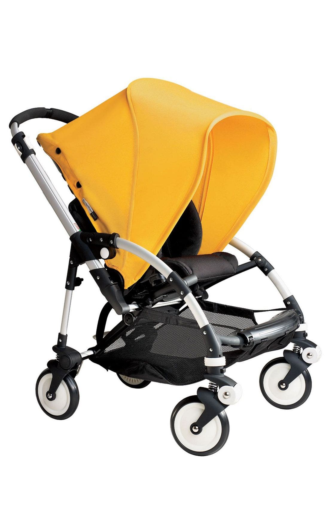 'Bee' Denim Stroller,                             Alternate thumbnail 8, color,