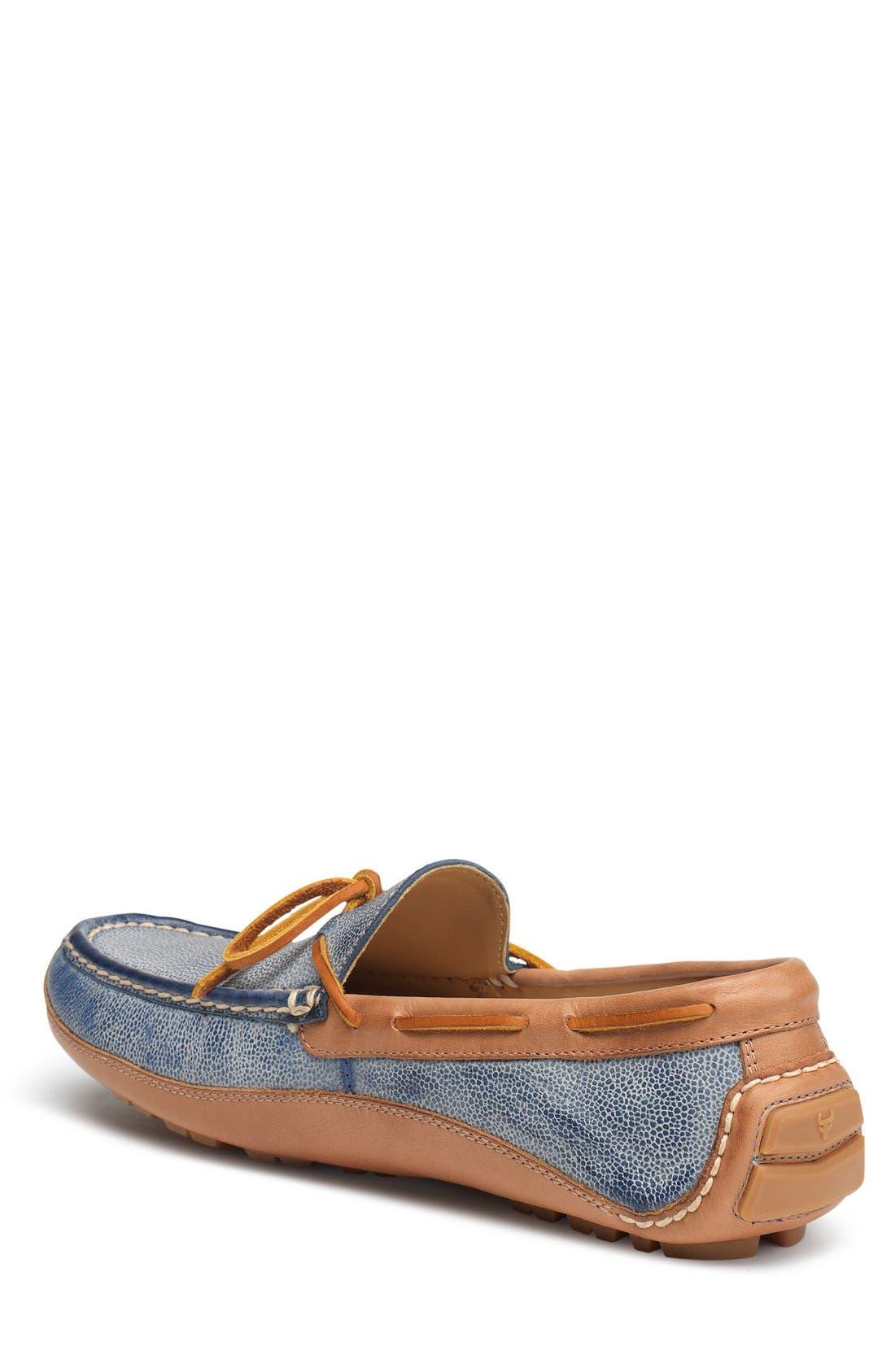 'Drake' Leather Driving Shoe,                             Alternate thumbnail 28, color,