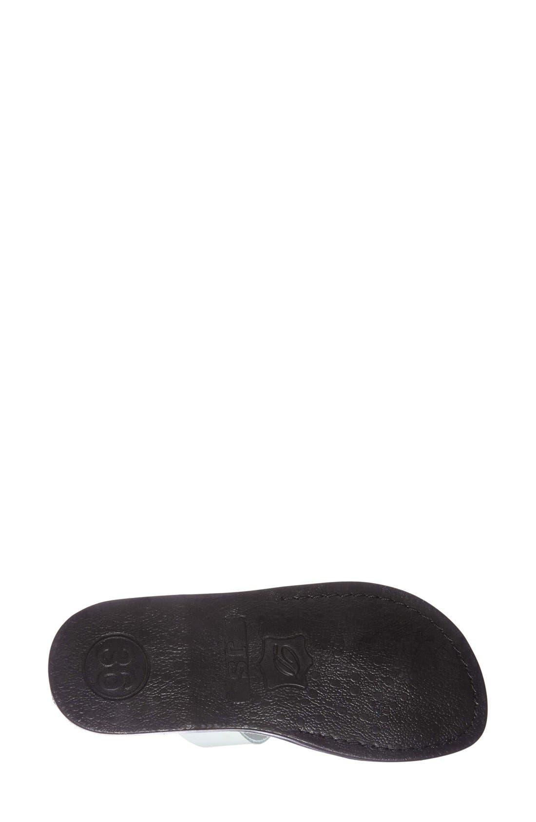 'The Good Shepard' Leather Sandal,                             Alternate thumbnail 28, color,