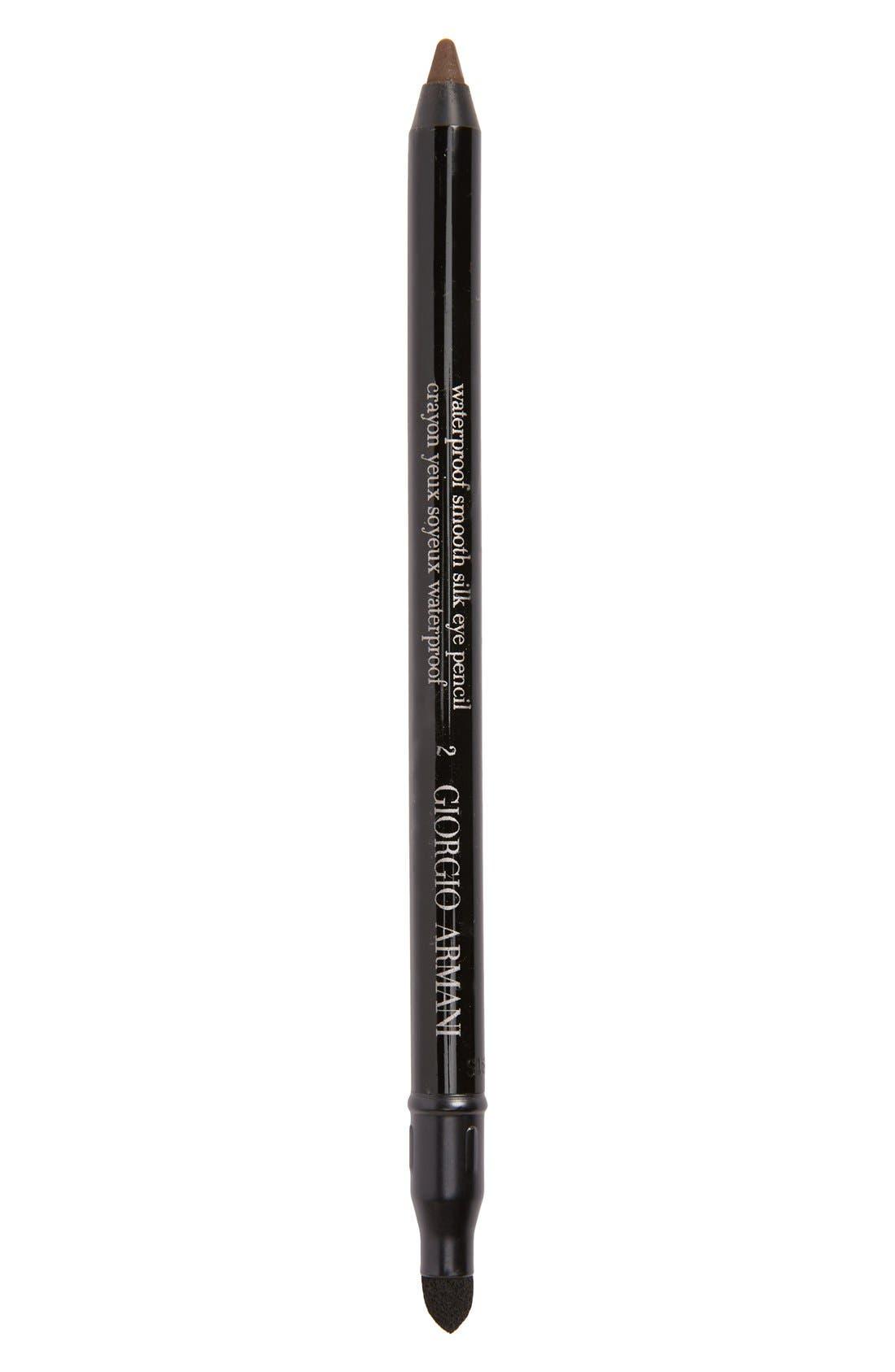 'Eyes to Kill' Waterproof Eye Pencil,                         Main,                         color, #2 BROWN