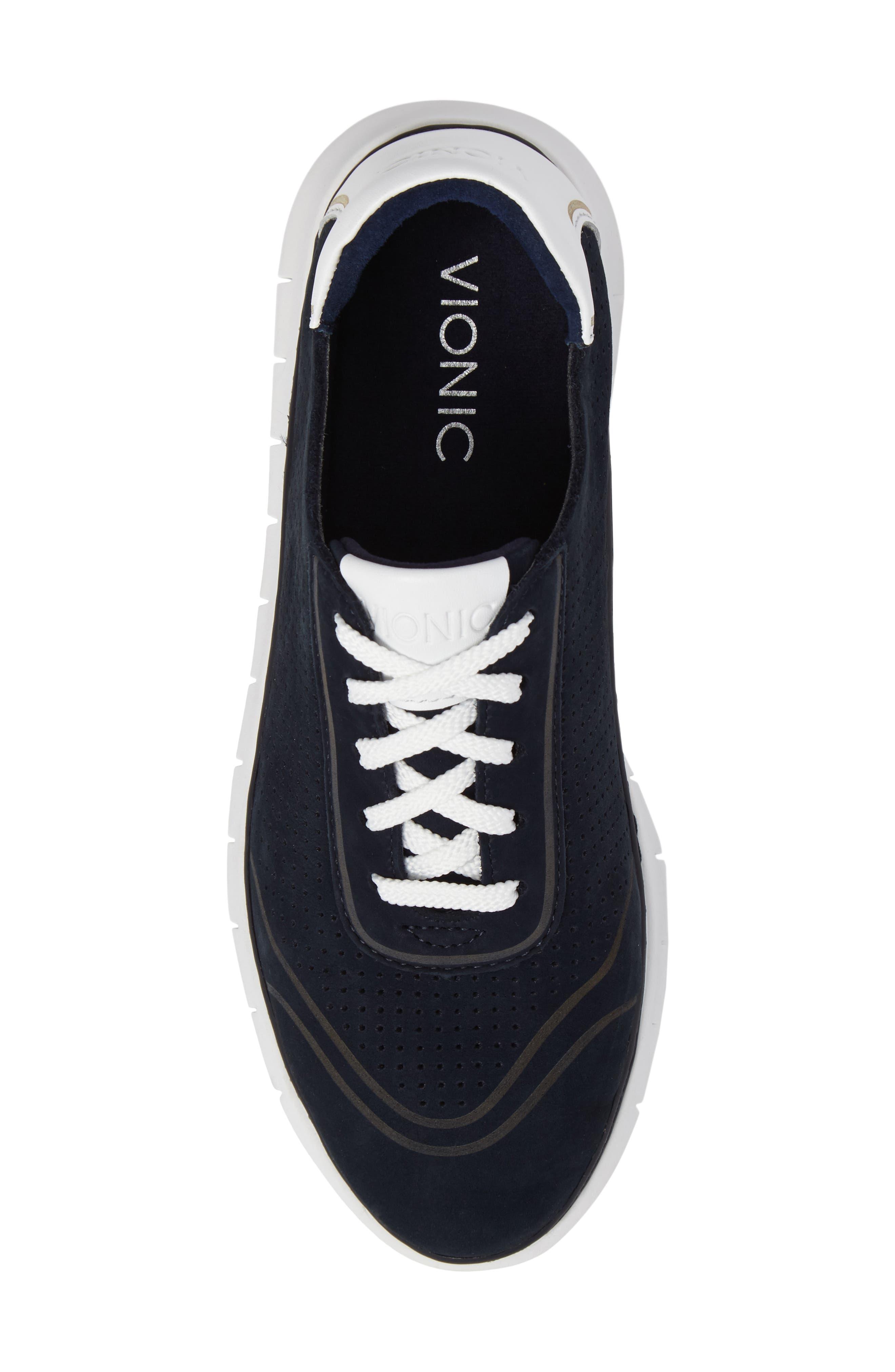 Fresh Riley Perforated Sneaker,                             Alternate thumbnail 20, color,