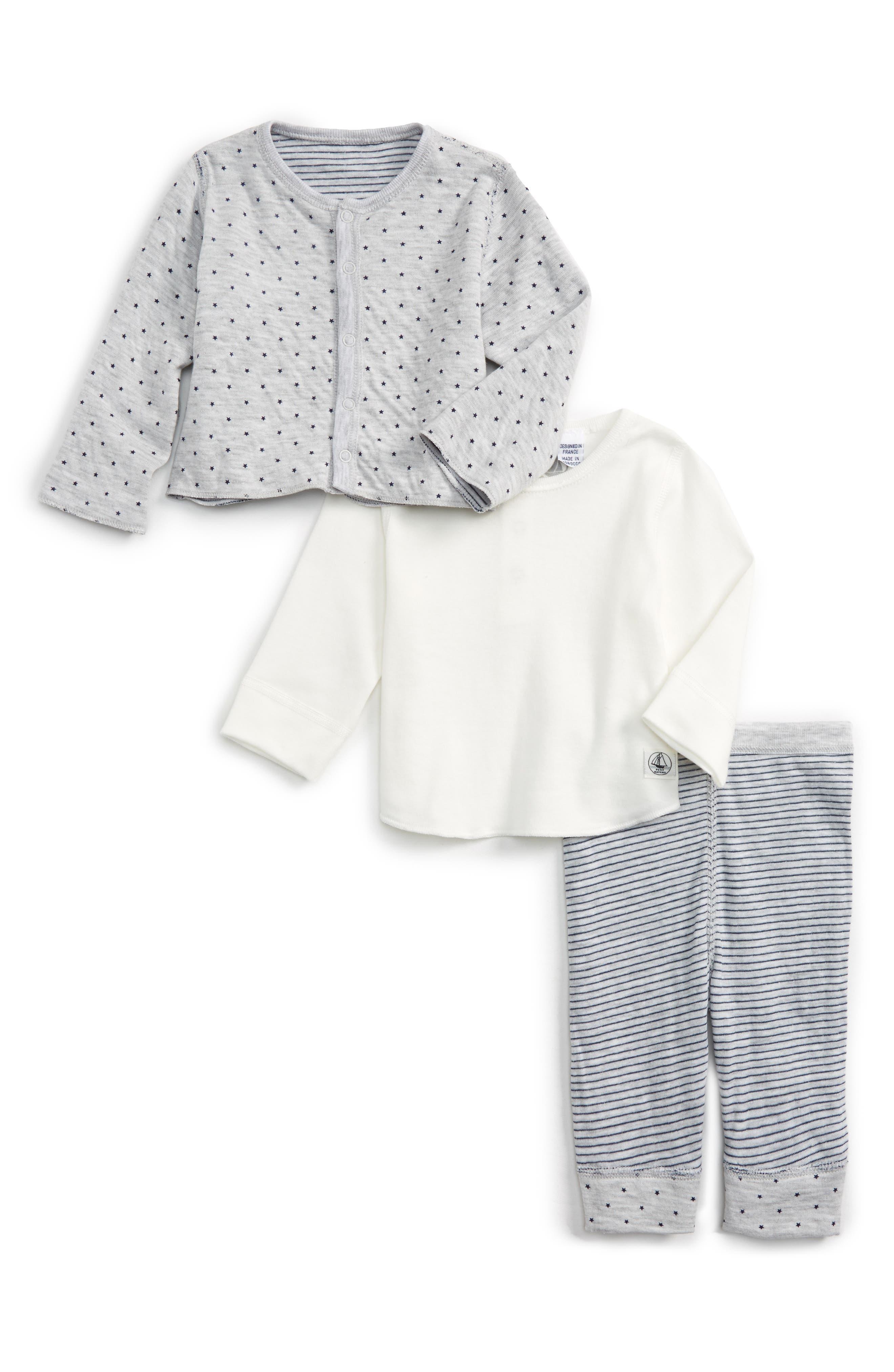 Jacket, Tee & Pants Set,                             Alternate thumbnail 2, color,                             460