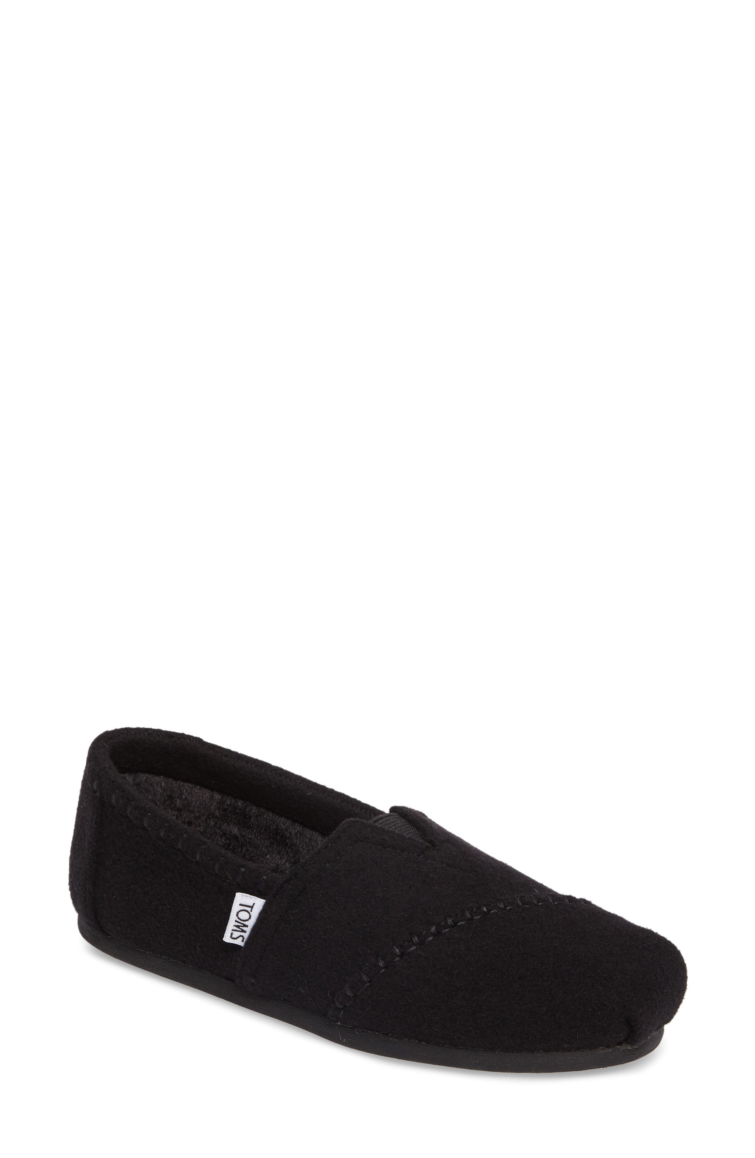 'Classic Knit' Slip-On,                         Main,                         color, 002