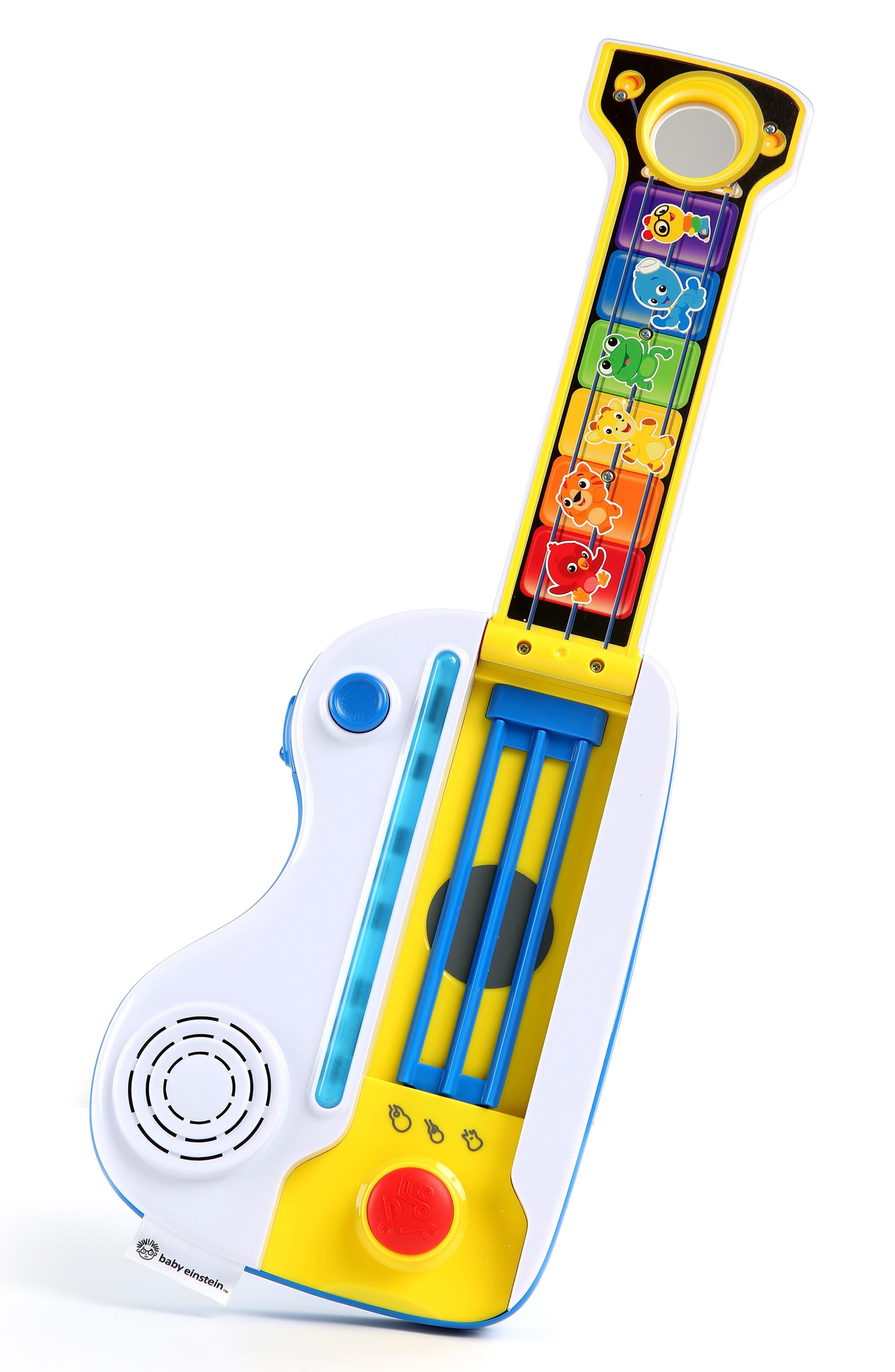 Toddler Baby Einstein Flip  Riff Keytar Musical Toy