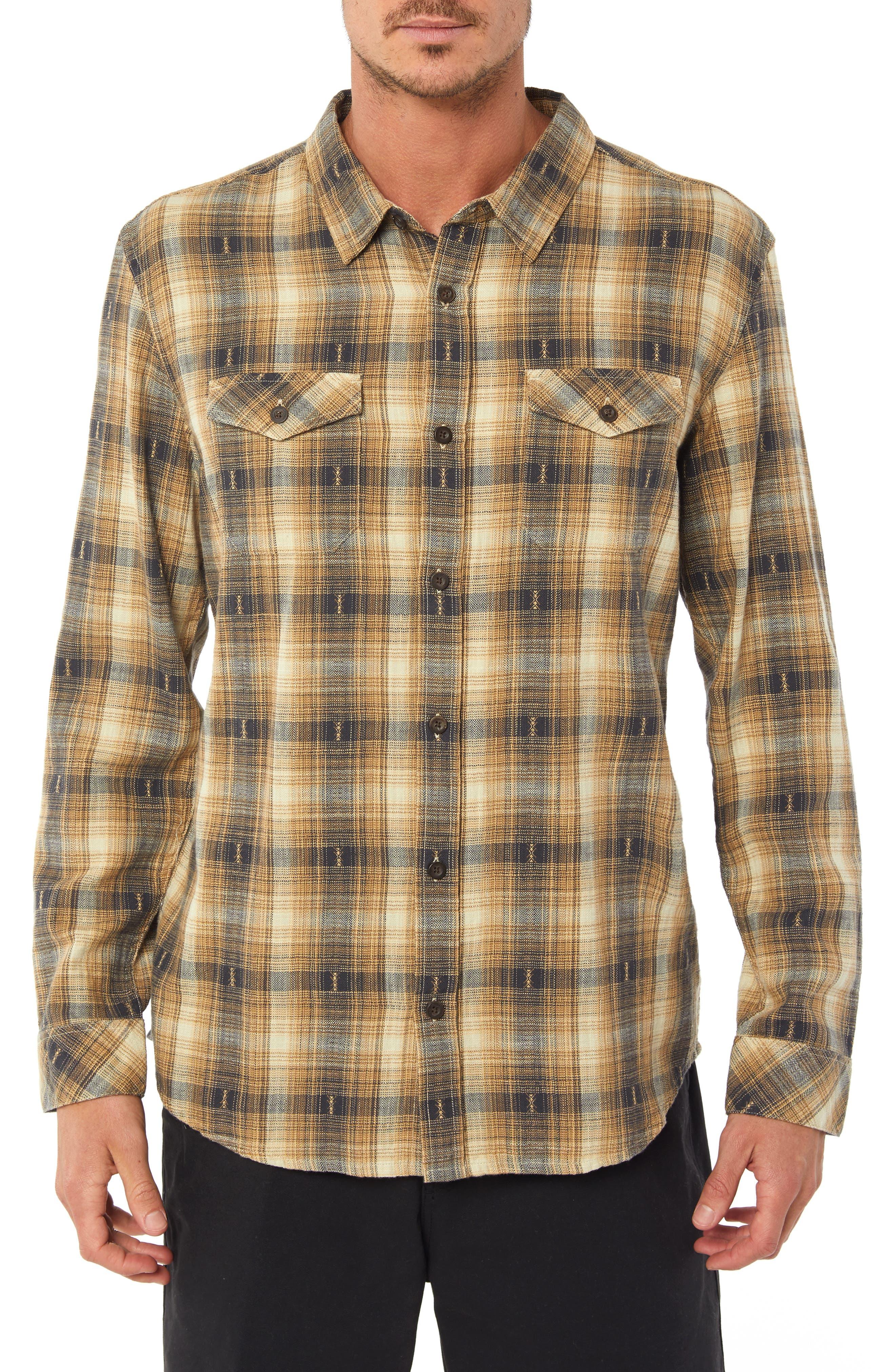 JACK O'NEILL Regular Fit Sport Shirt, Main, color, 051