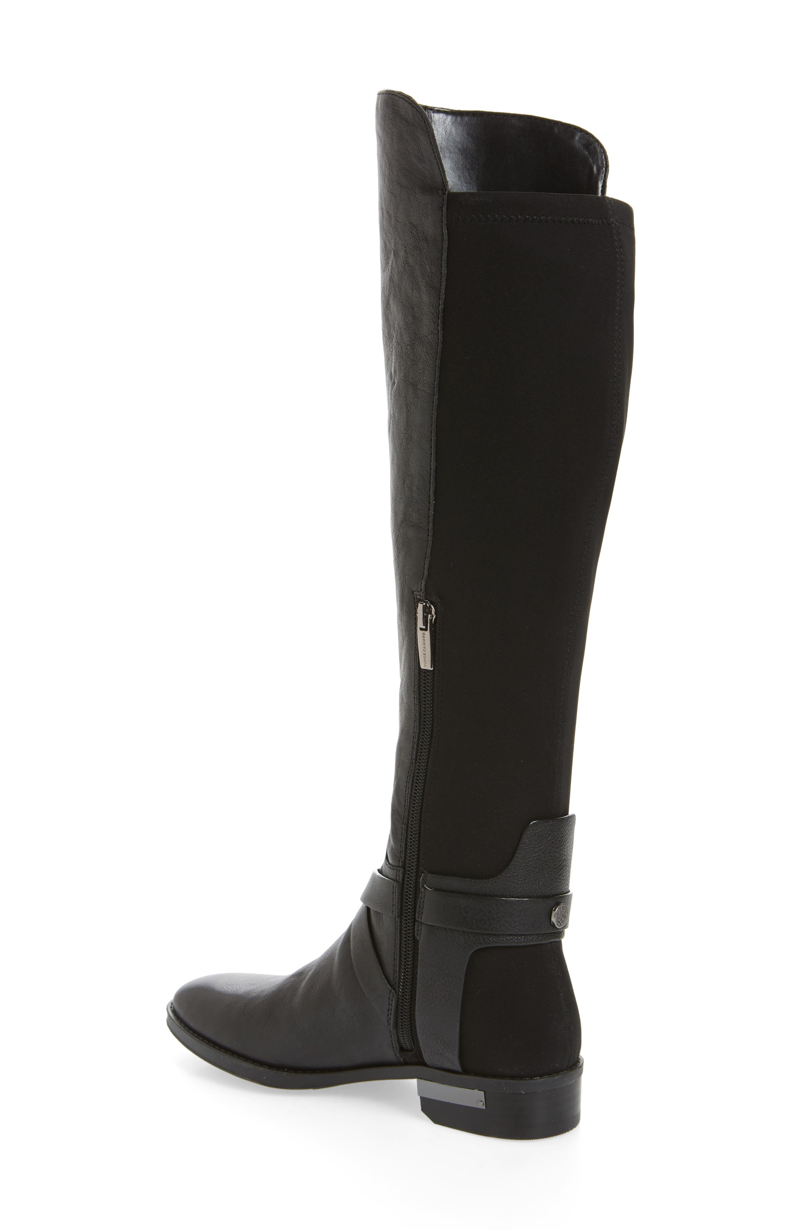 Paton Over the Knee Boot,                             Alternate thumbnail 2, color,                             002