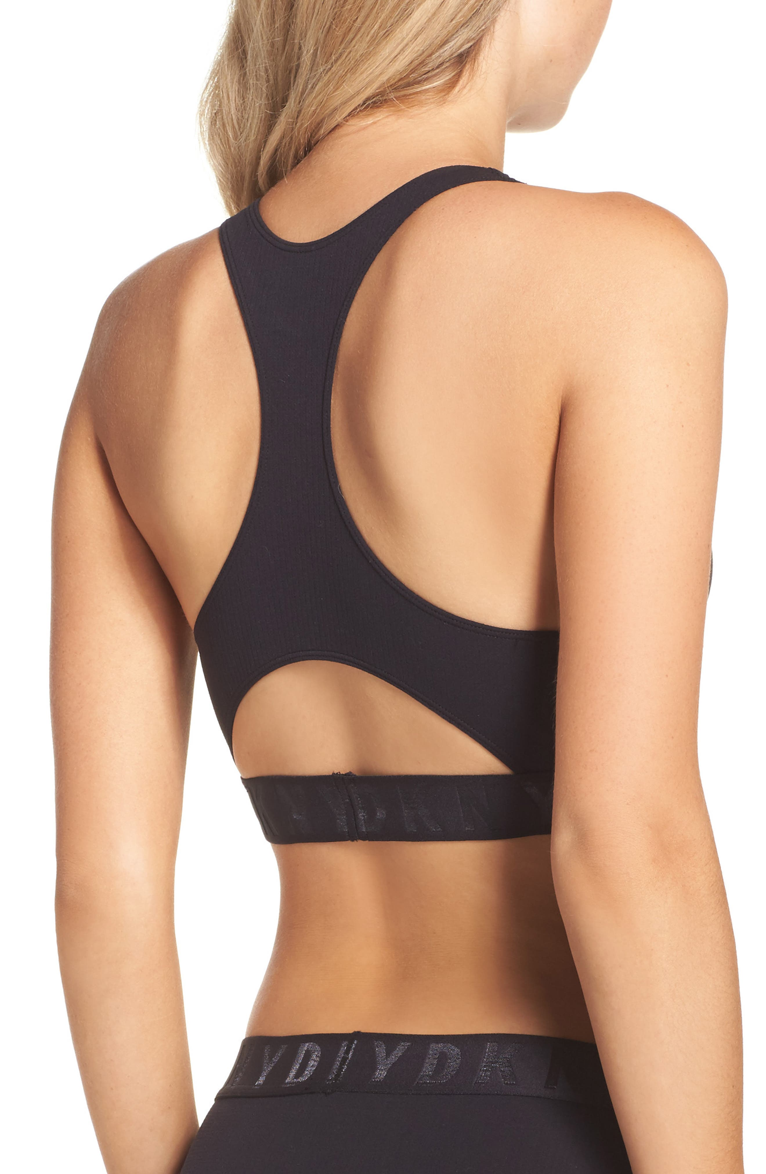 LiteWear Seamless Bralette,                             Alternate thumbnail 7, color,