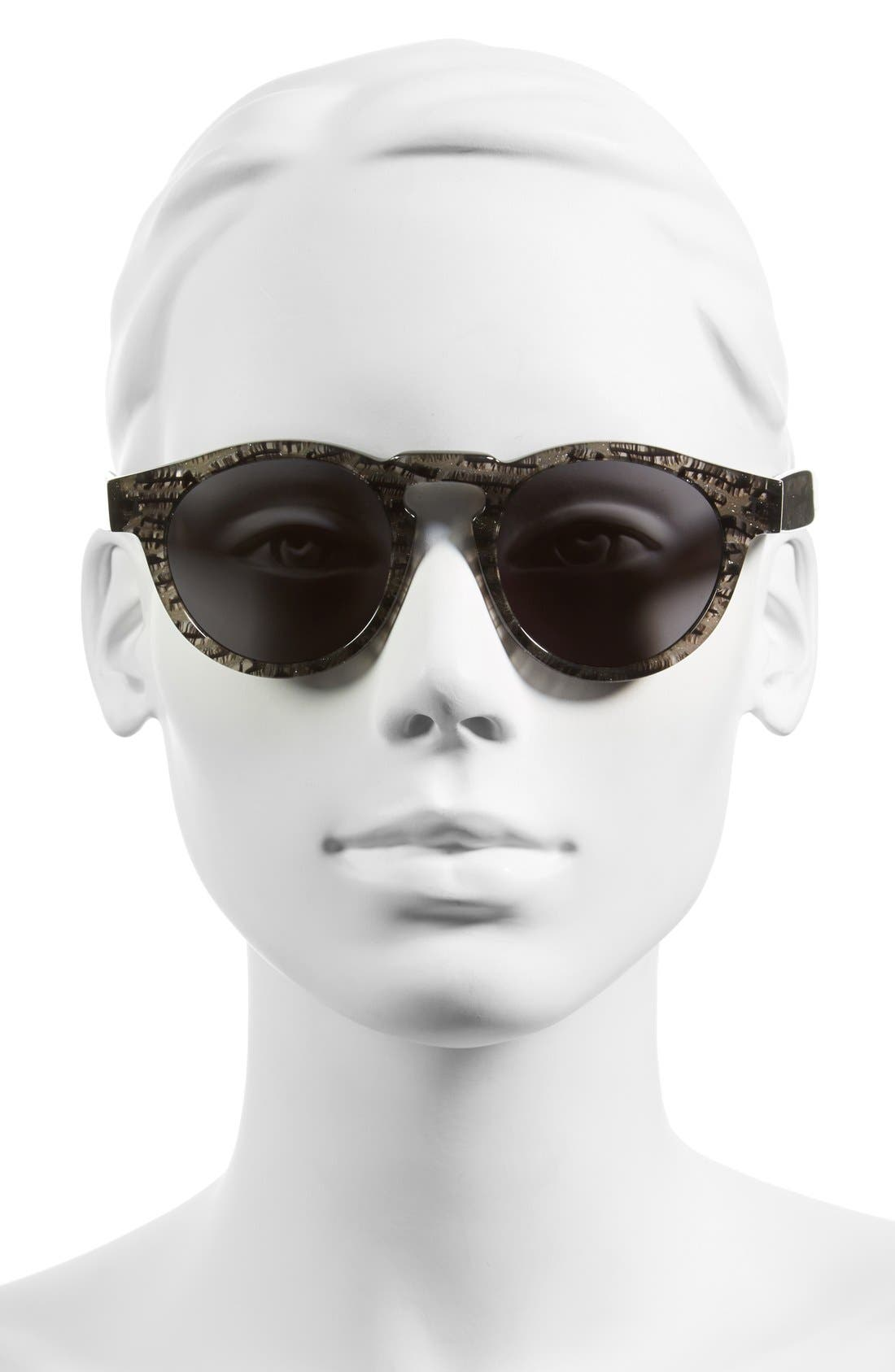 'Leonard' 47mm Sunglasses,                             Alternate thumbnail 77, color,