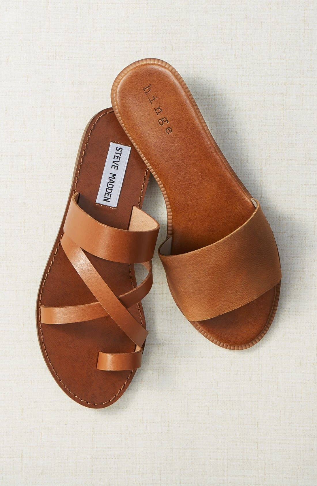 'Ambler' Sandal,                         Main,                         color, 001