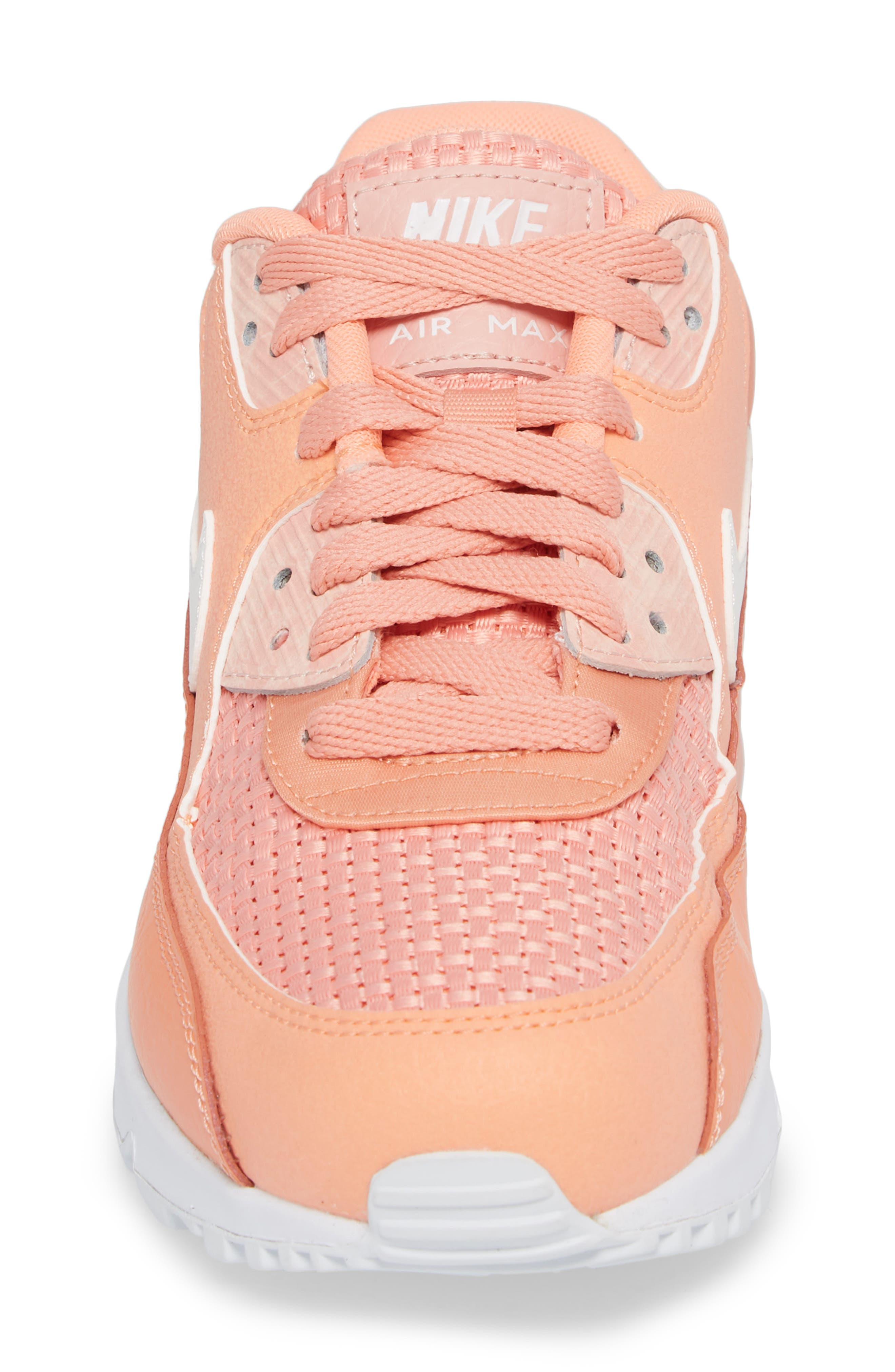 Air Max 90 SE Sneaker,                             Alternate thumbnail 30, color,