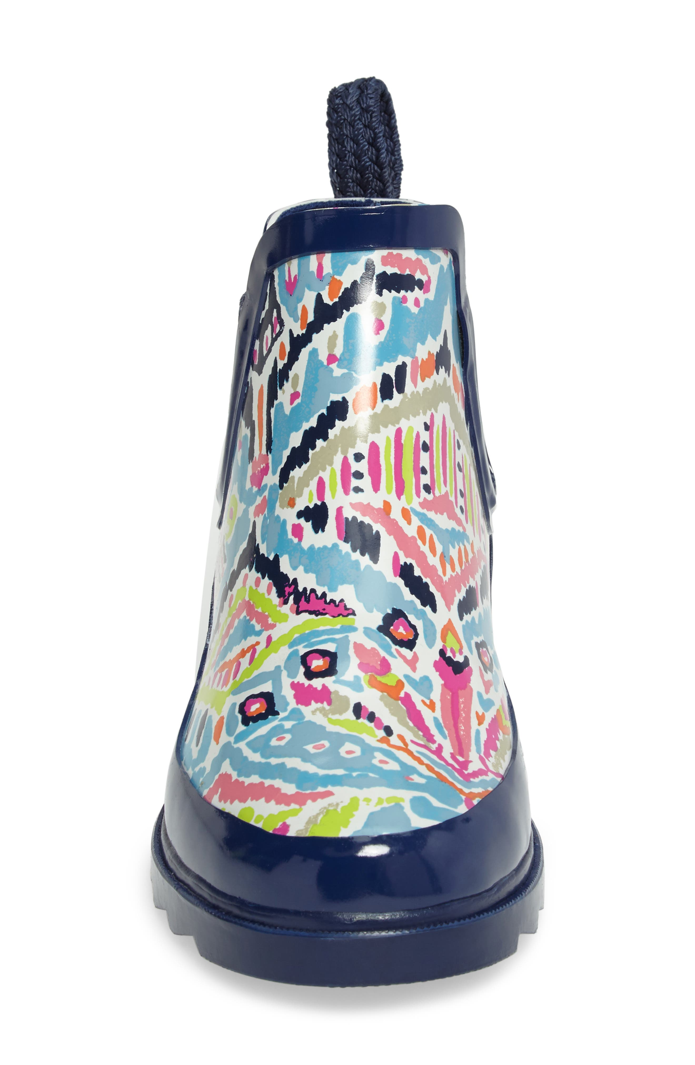 'Rhyme' Waterproof Rain Boot,                             Alternate thumbnail 74, color,