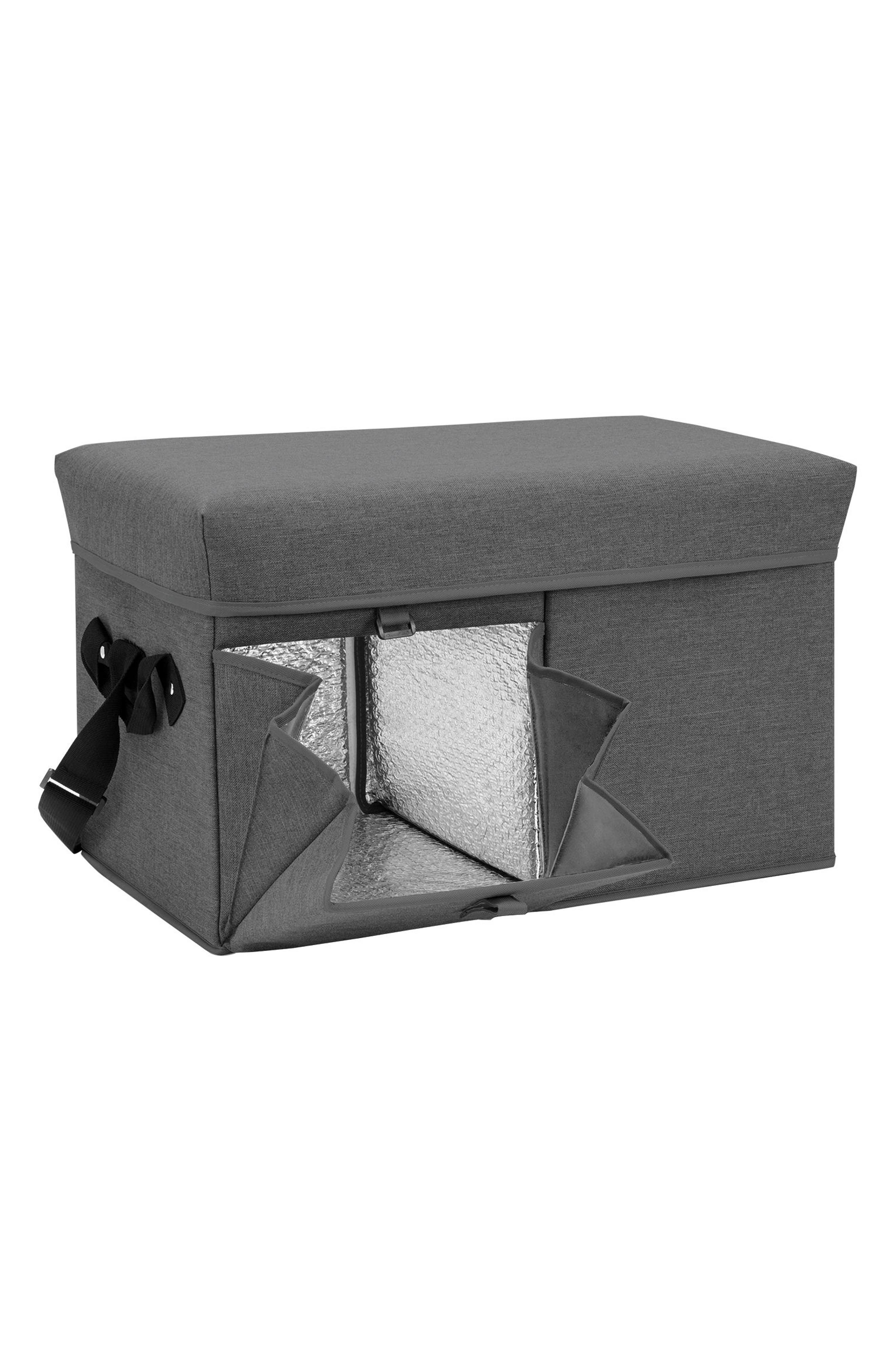 Picnic Time Ottoman Cooler,                             Alternate thumbnail 2, color,                             020