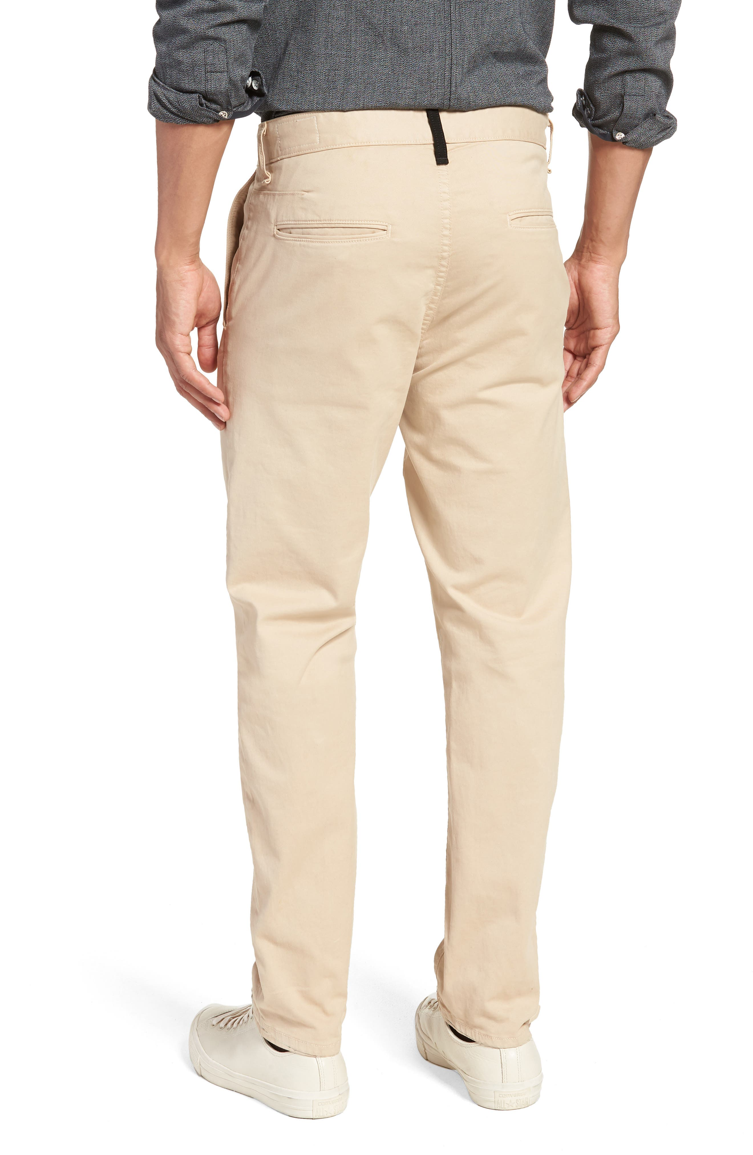 Fit 2 Chinos,                             Alternate thumbnail 2, color,                             BEIGE