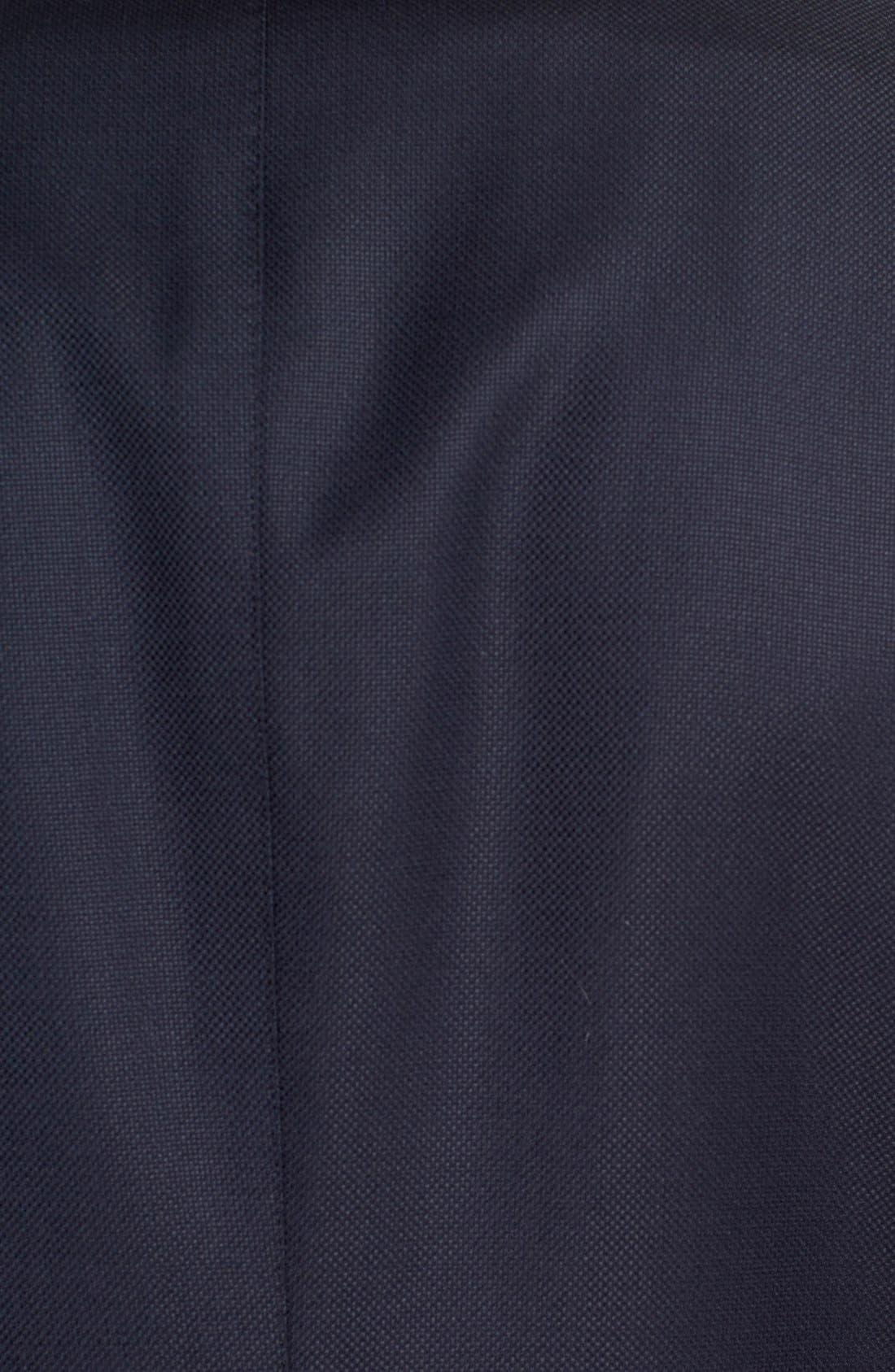 Classic Fit Wool Blazer,                             Alternate thumbnail 5, color,                             410