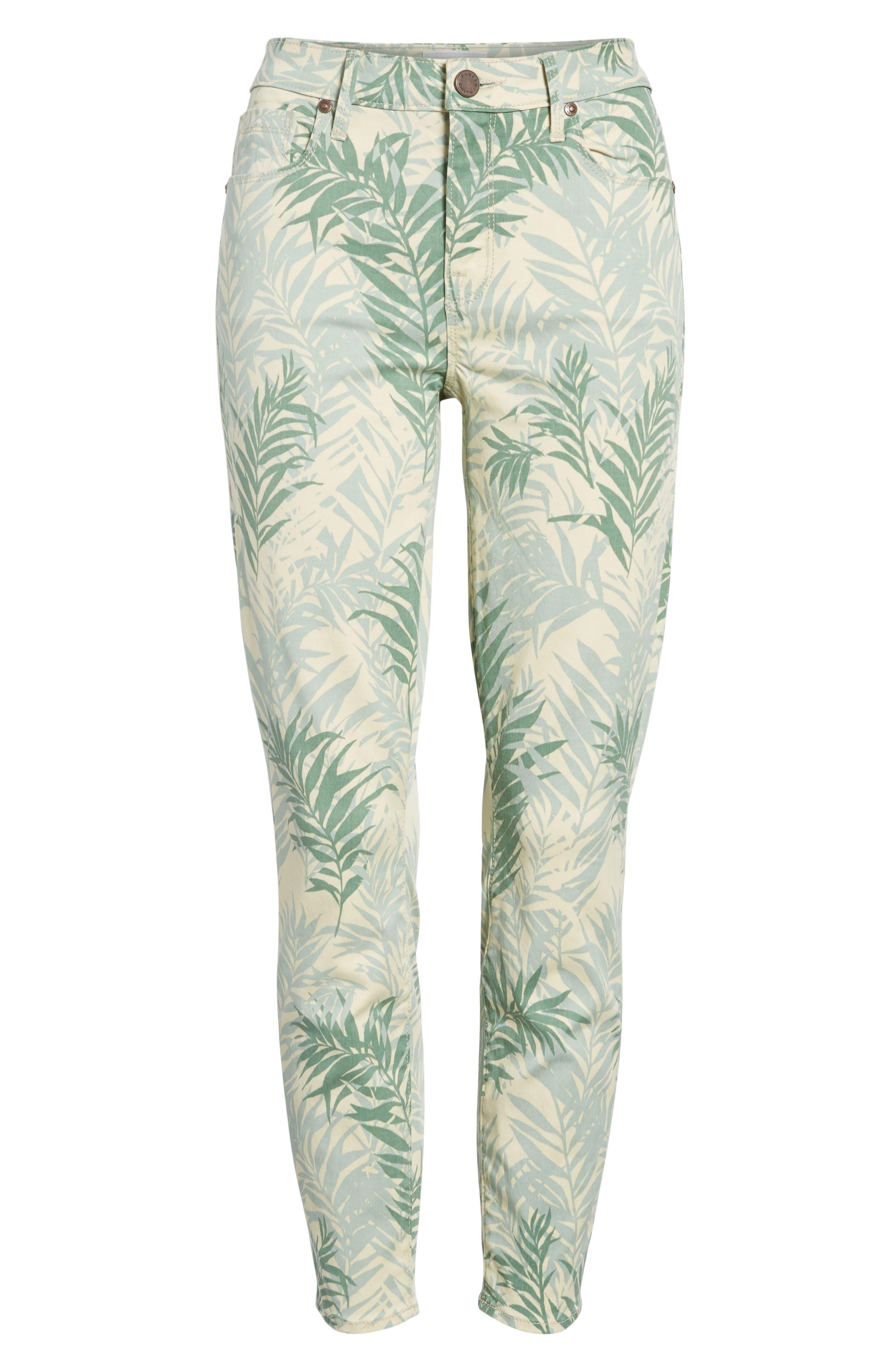 Ava Crop Skinny Jeans,                             Alternate thumbnail 13, color,